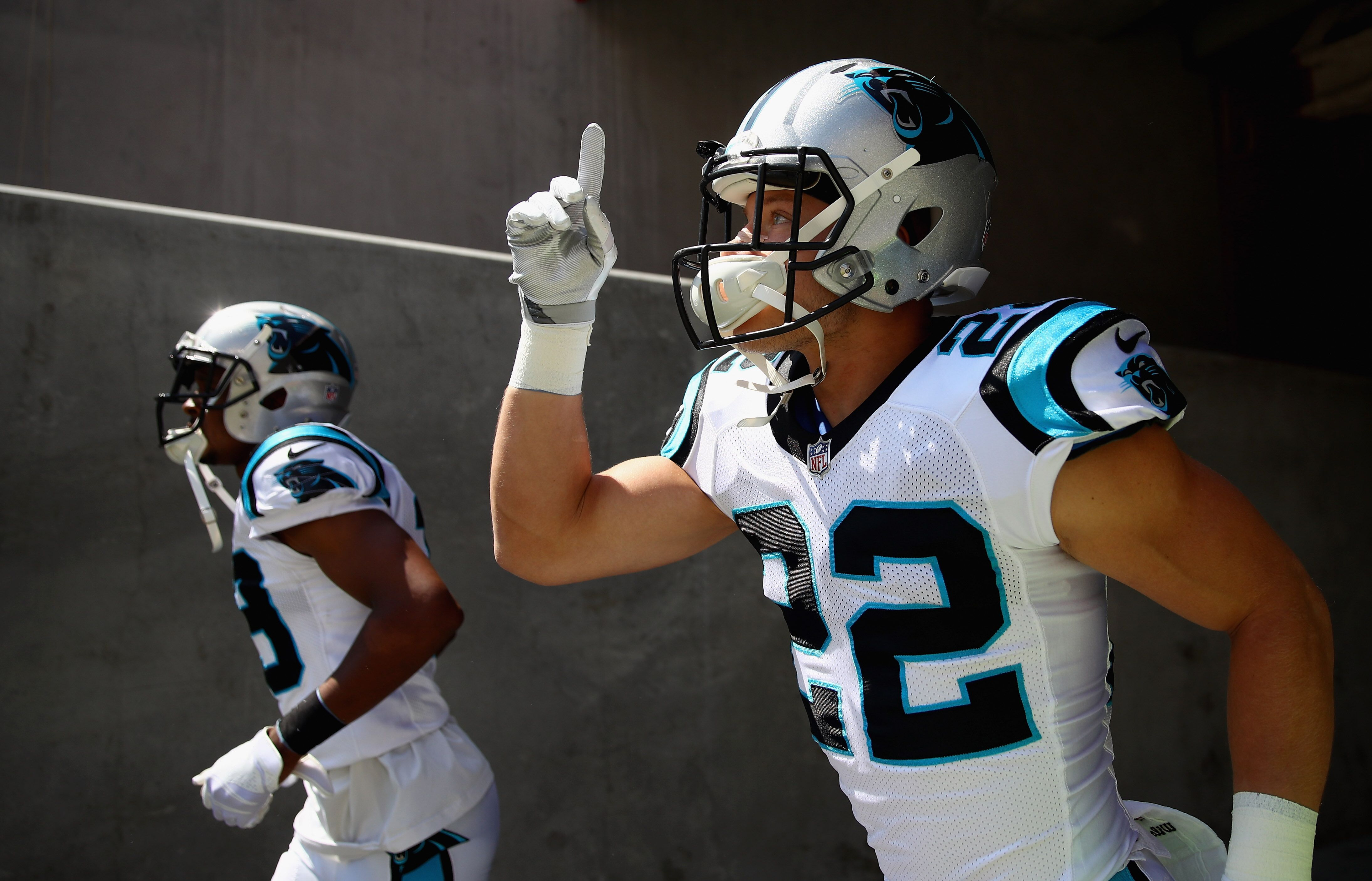 Carolina Panthers: Players to watch on offense in Week 5 ...