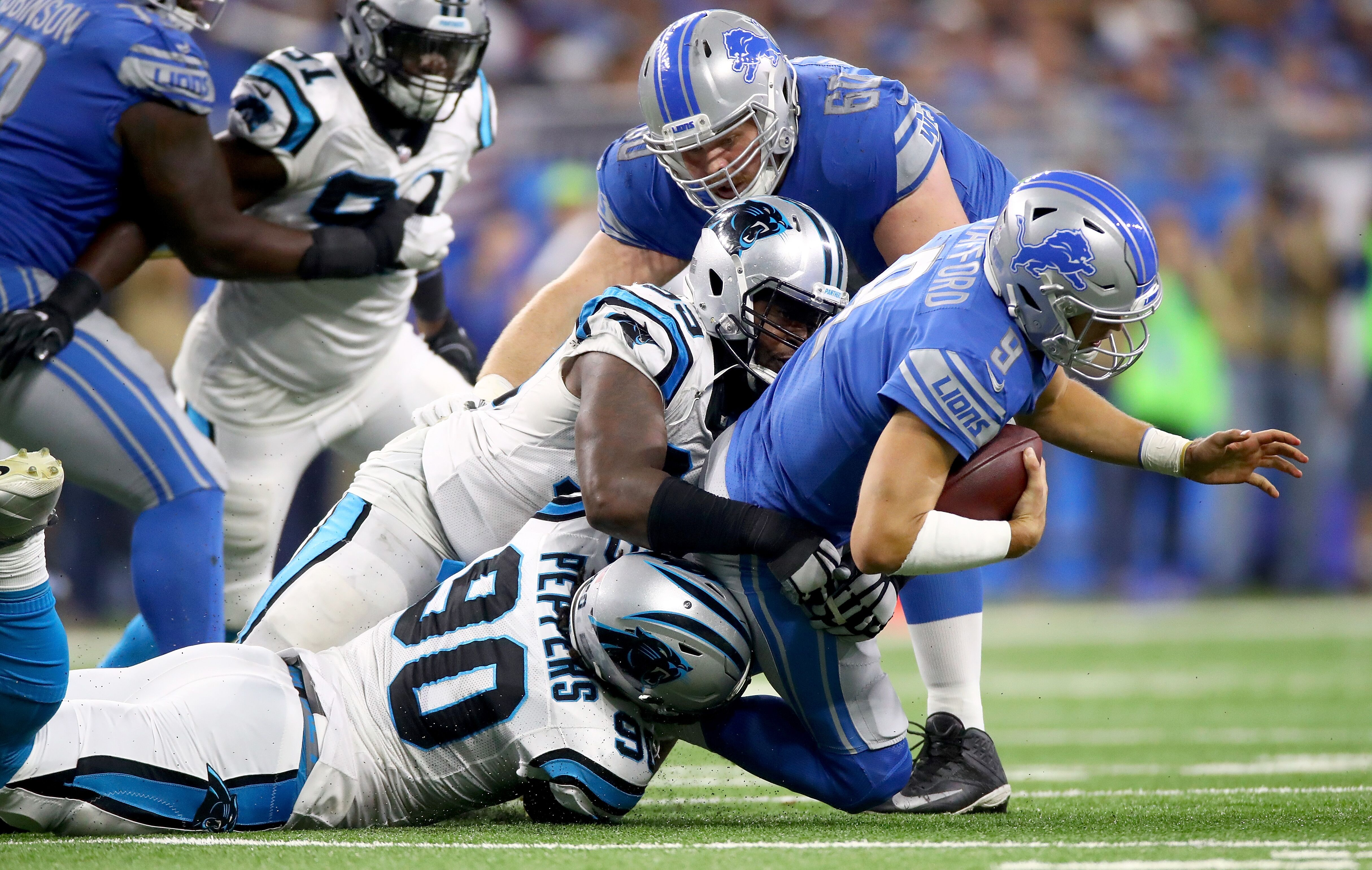 20fc5a000 Carolina Panthers: Early offseason moves reveal NFL Draft focus