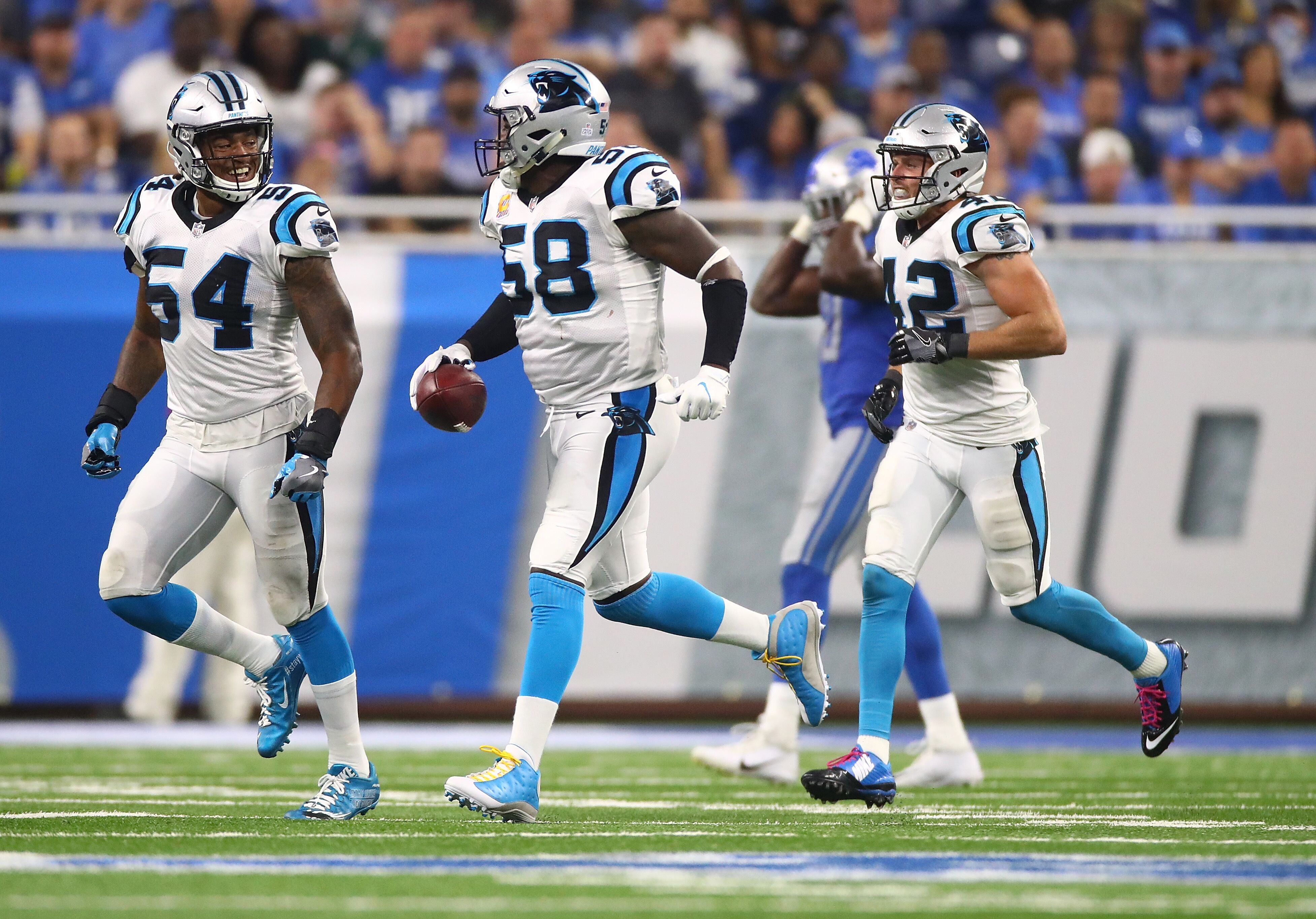 Carolina Panthers: Madden 19 player and team ratings are ...