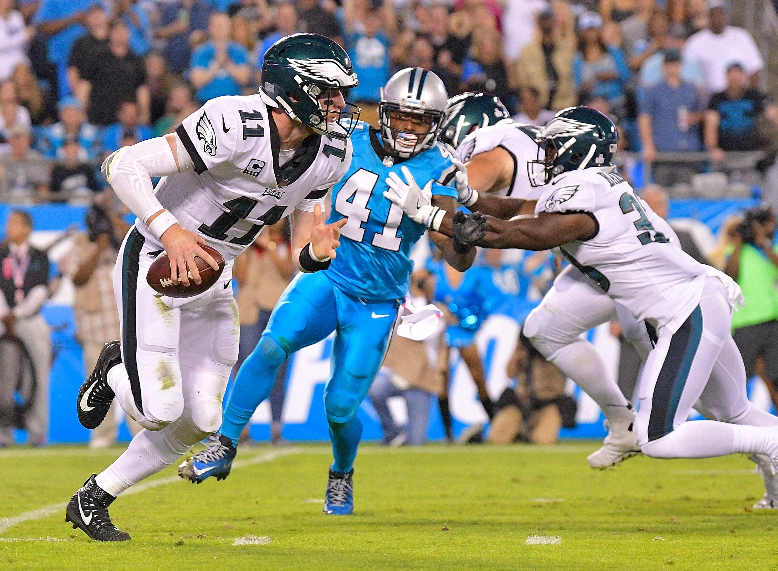 official photos 29af9 8ff70 Carolina Panthers: Captain Munnerlyn ready to start fresh in ...