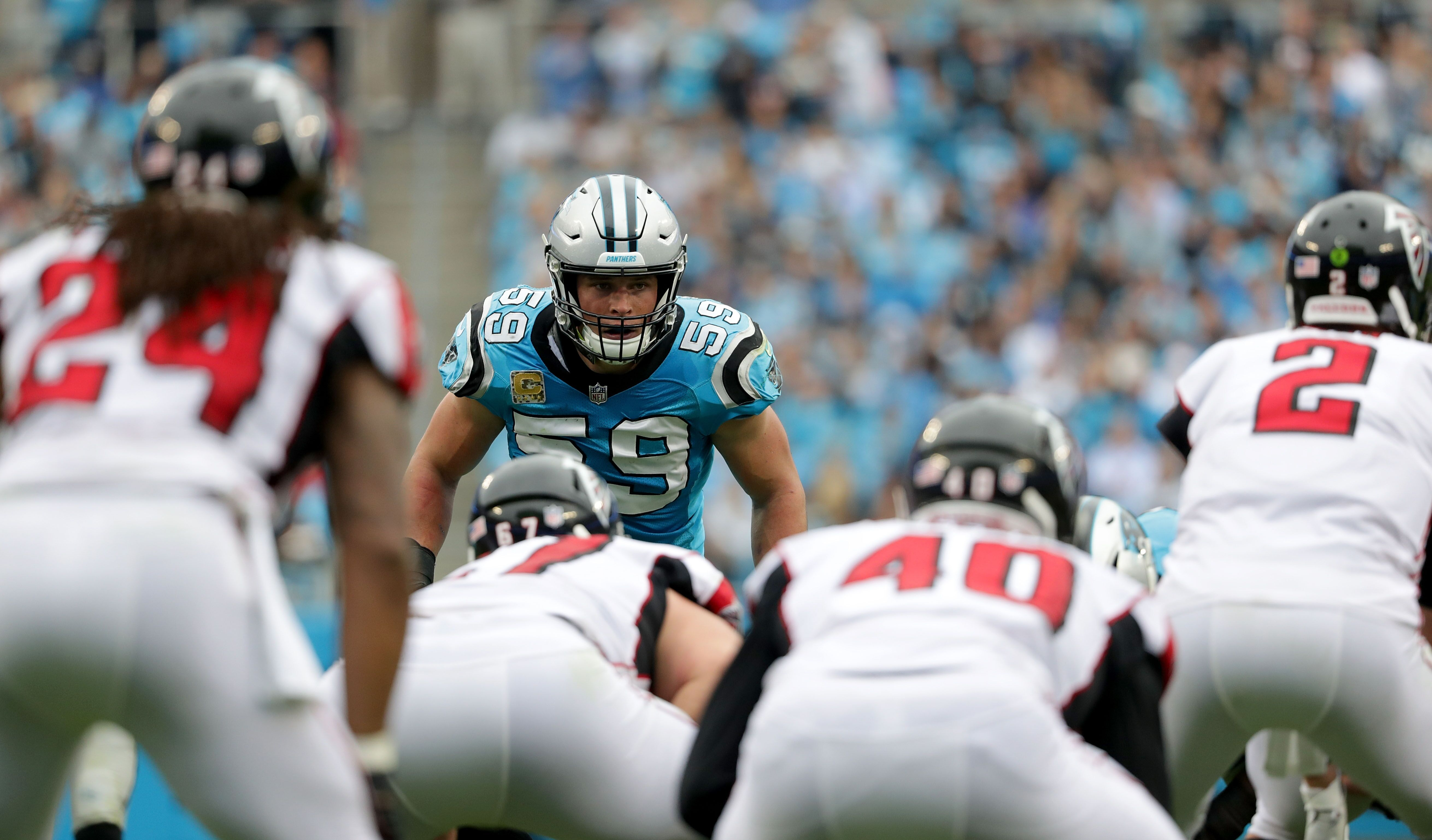 Carolina Panthers Week 11 preview vs. Atlanta Falcons