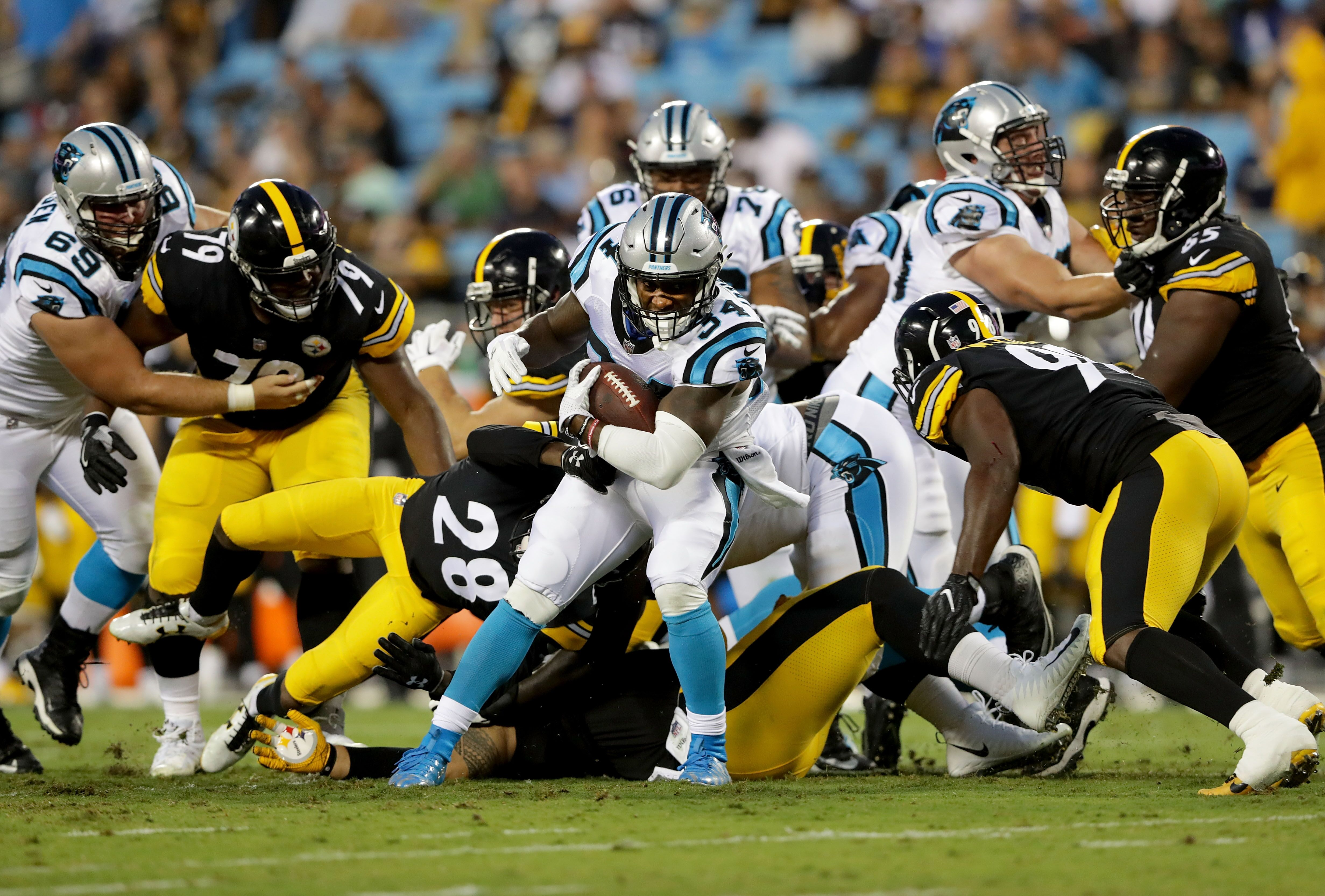 Carolina Panthers at Pittsburgh Steelers: Positions to ...Steelers
