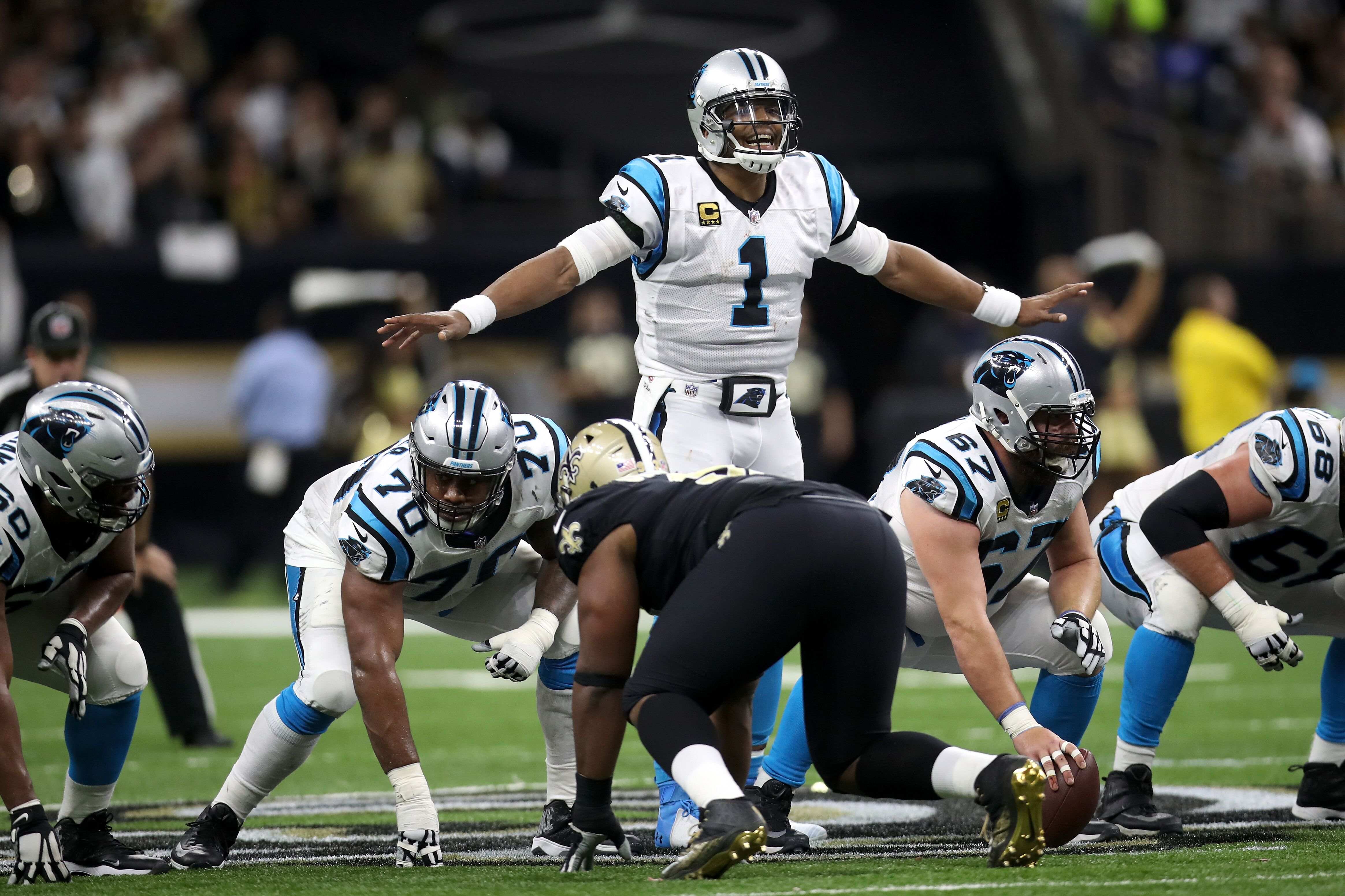 Carolina Panthers offseason roster priorities ranked - UPDATED