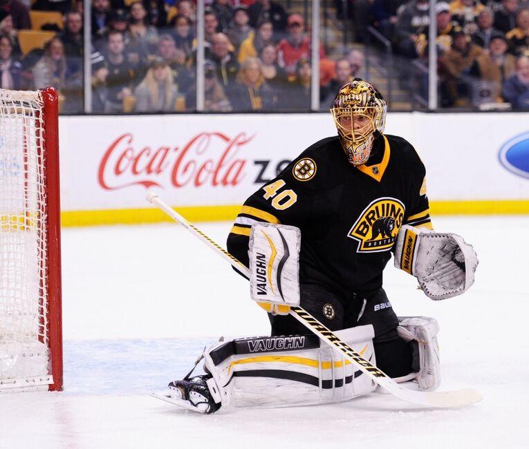 Boston Bruins: Tuukka Rask's Renaissance