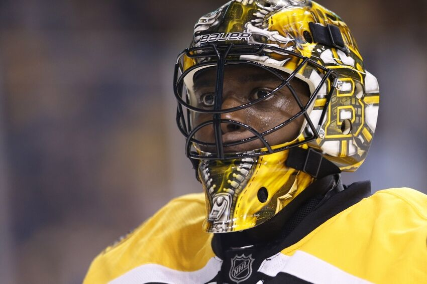 Boston Bruins Finally Time To Trade Malcolm Subban