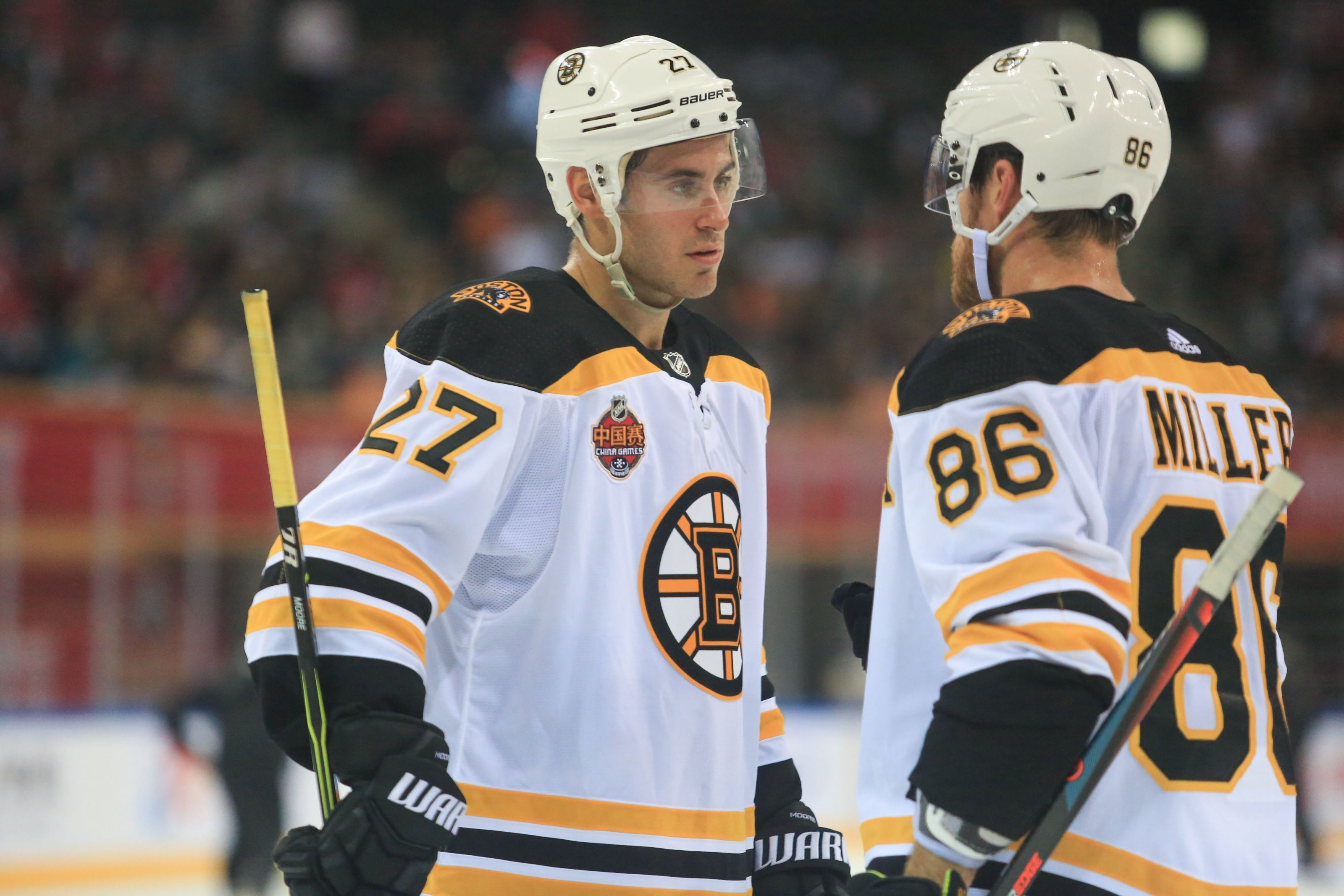 Boston Bruins: Is it possible to get a trade return from injured reserves?