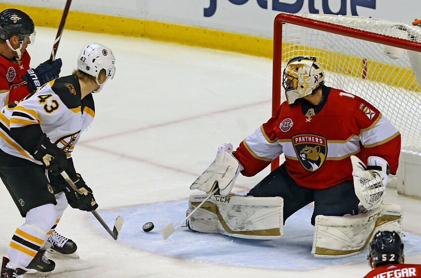 Boston Bruins Looking To Extend Streak Against Florida Panthers