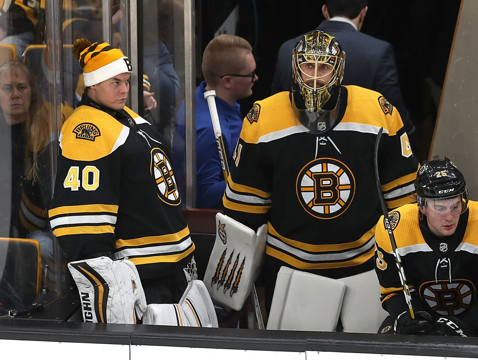 Boston Bruins: Too much invested in Tuukka Rask and Jaroslav Halak?
