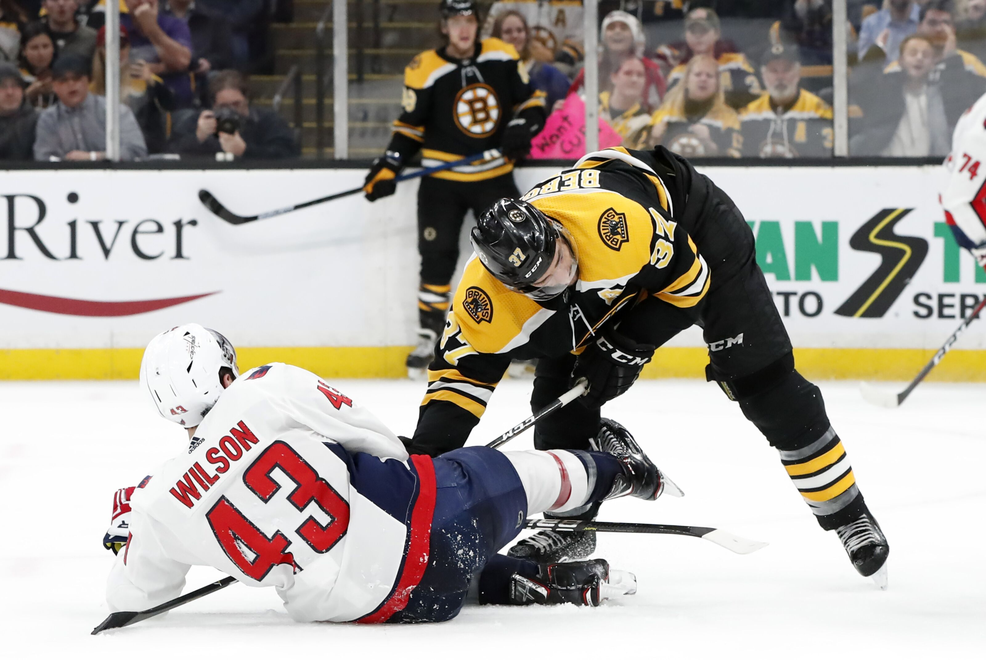 Boston Bruins: Will history repeat itself against the Washington Capitals?
