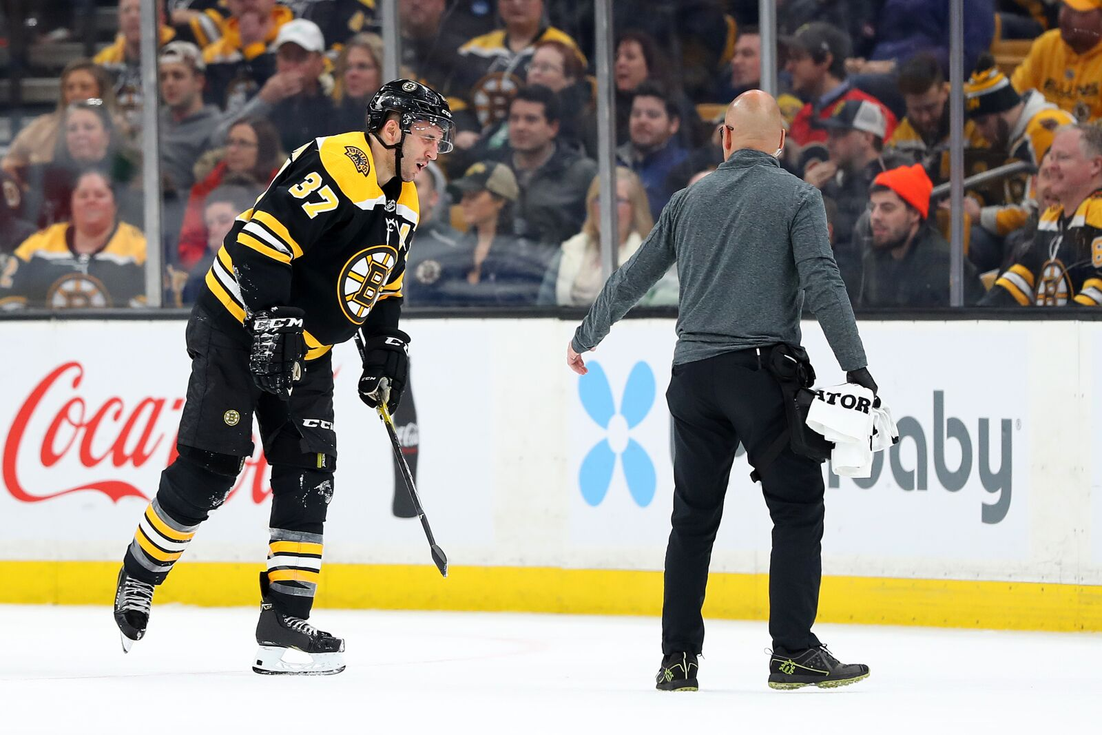 Boston Bruins: Is Patrice Bergeron at full fitness heading into camp?