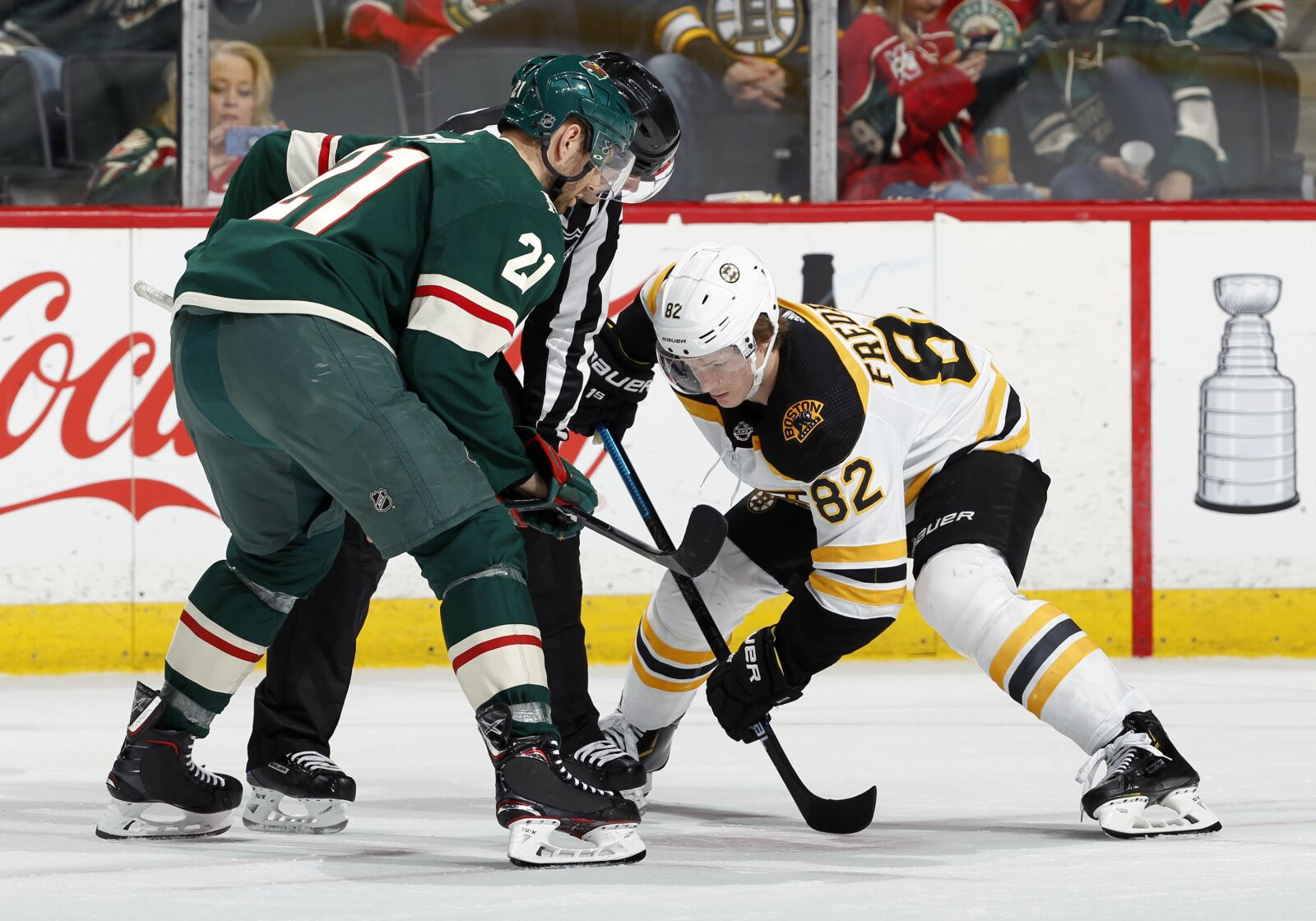 Boston Bruins: Obvious reason that Trent Frederic makes the roster