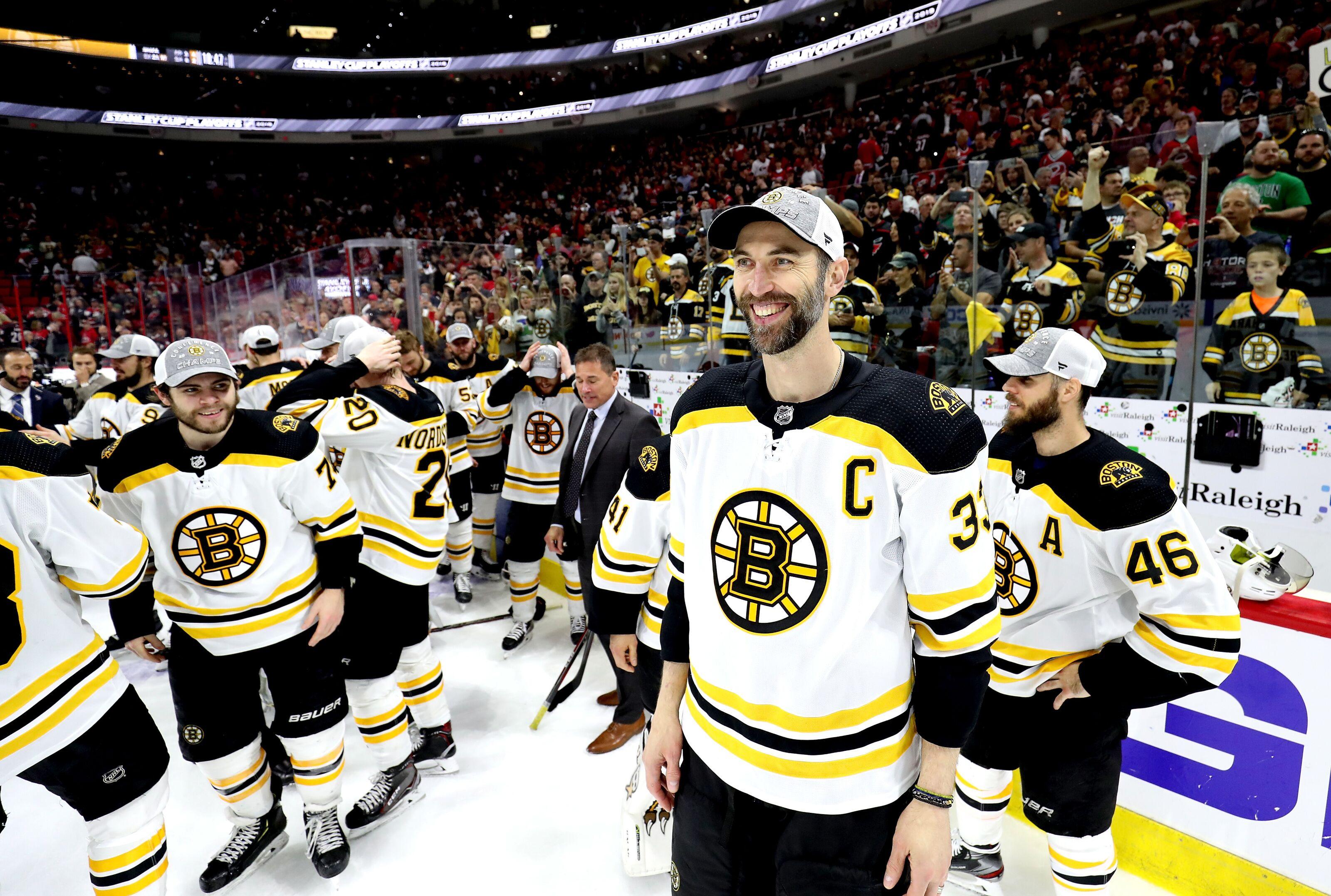 Boston Bruins: Even without Zdeno Chara the defense shone ...
