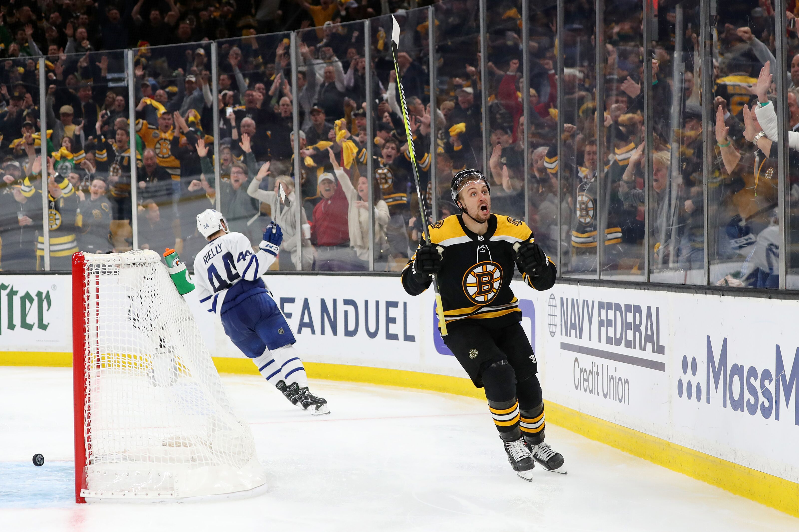 Boston Bruins: Top 3 impact players to watch against the Maple Leafs