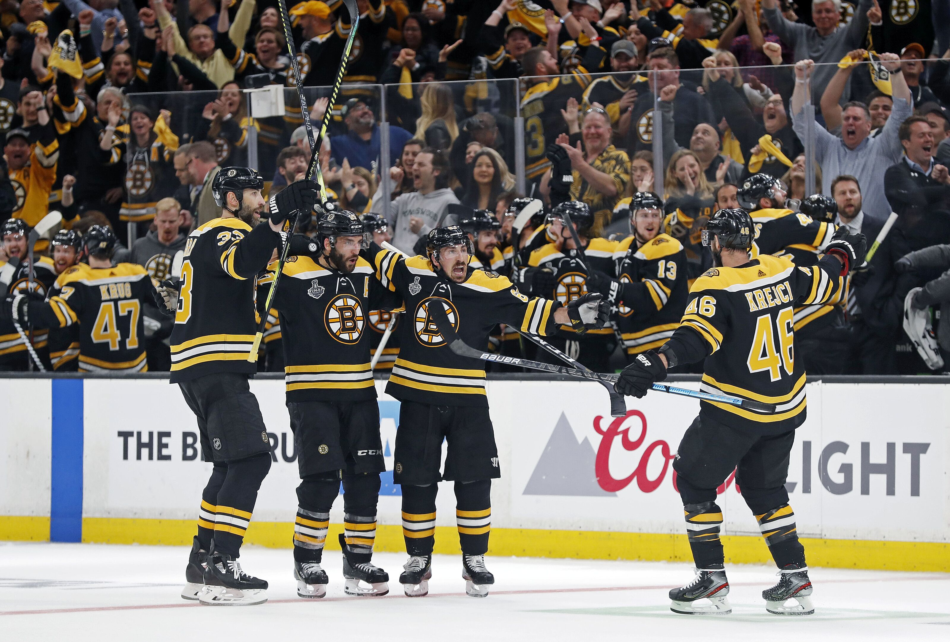 Boston Bruins: Just how long can this core group keep going?