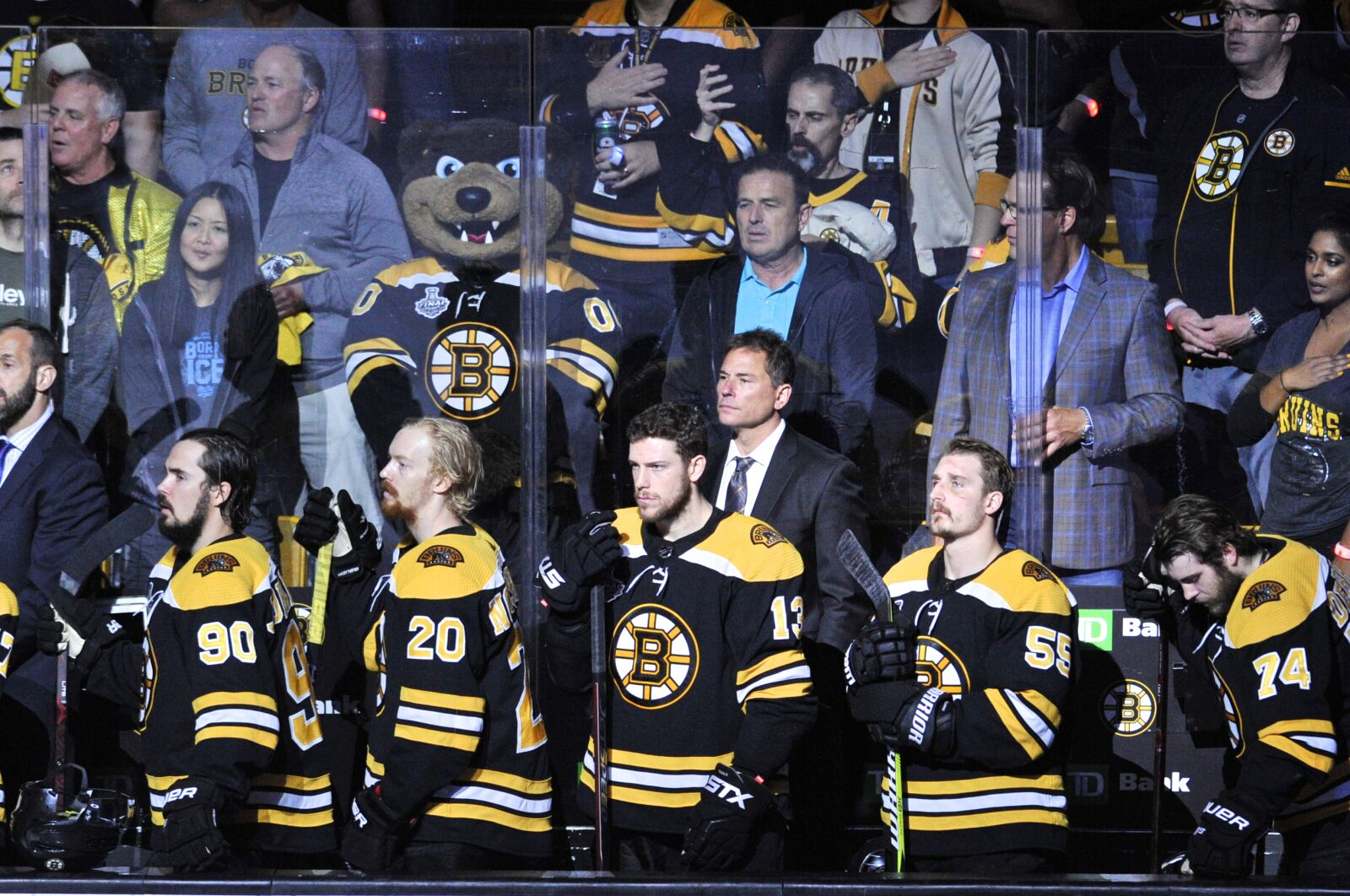 Boston Bruins: Salary cap increase means something has got to give