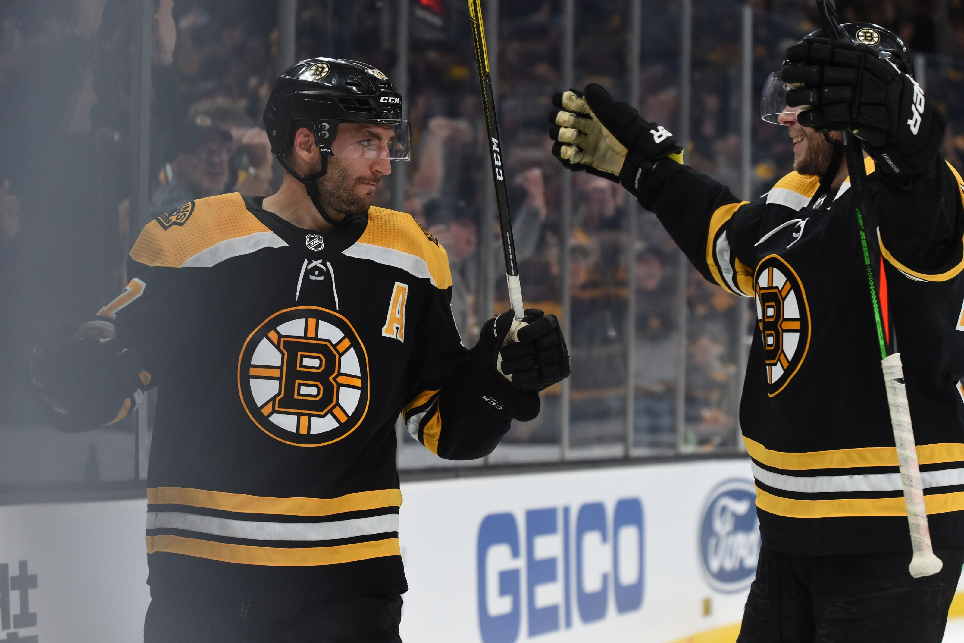 Boston Bruins: Should we be concerned with lack of secondary scoring?