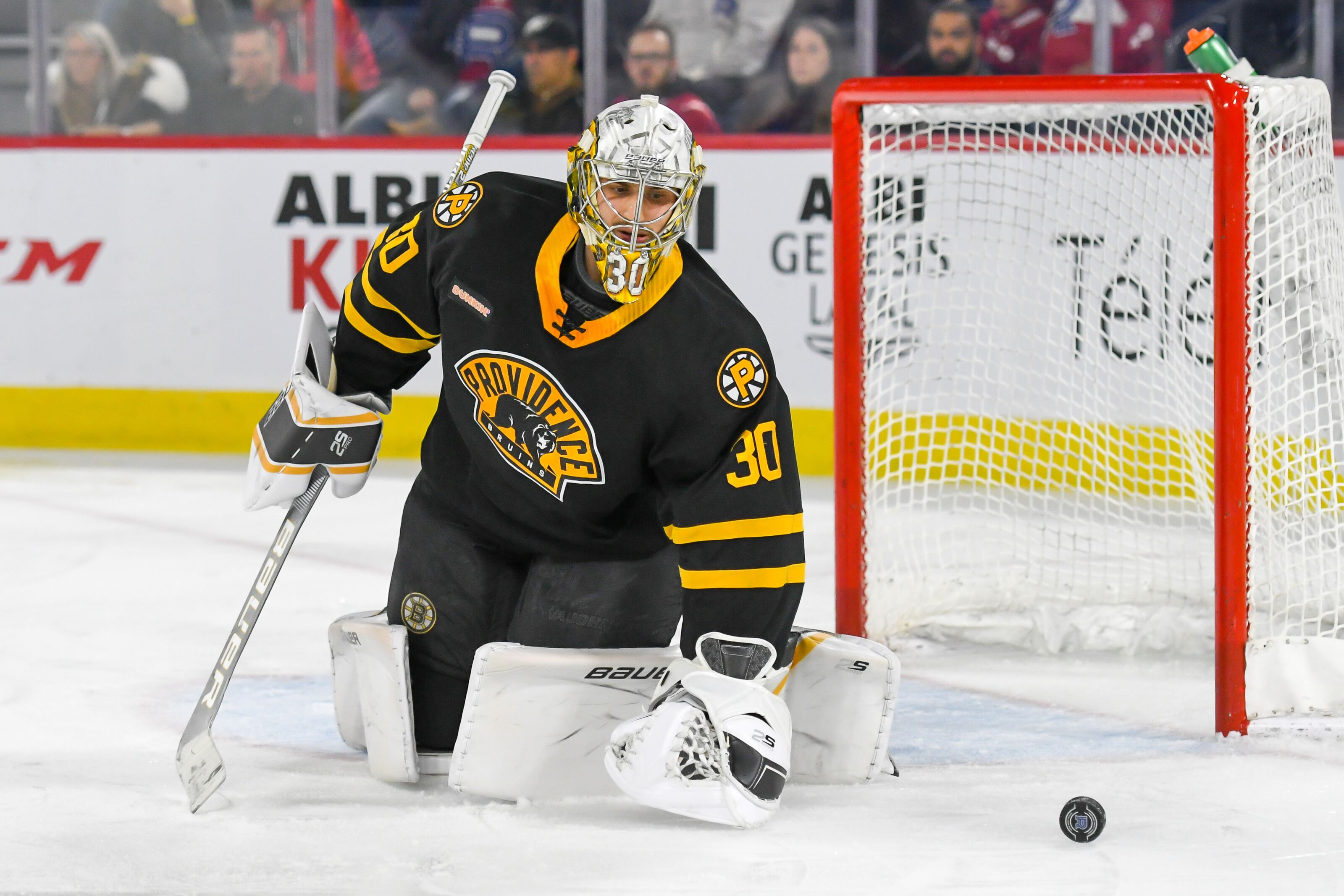 Boston Bruins: Dan Vladar showing that the future is in safe hands