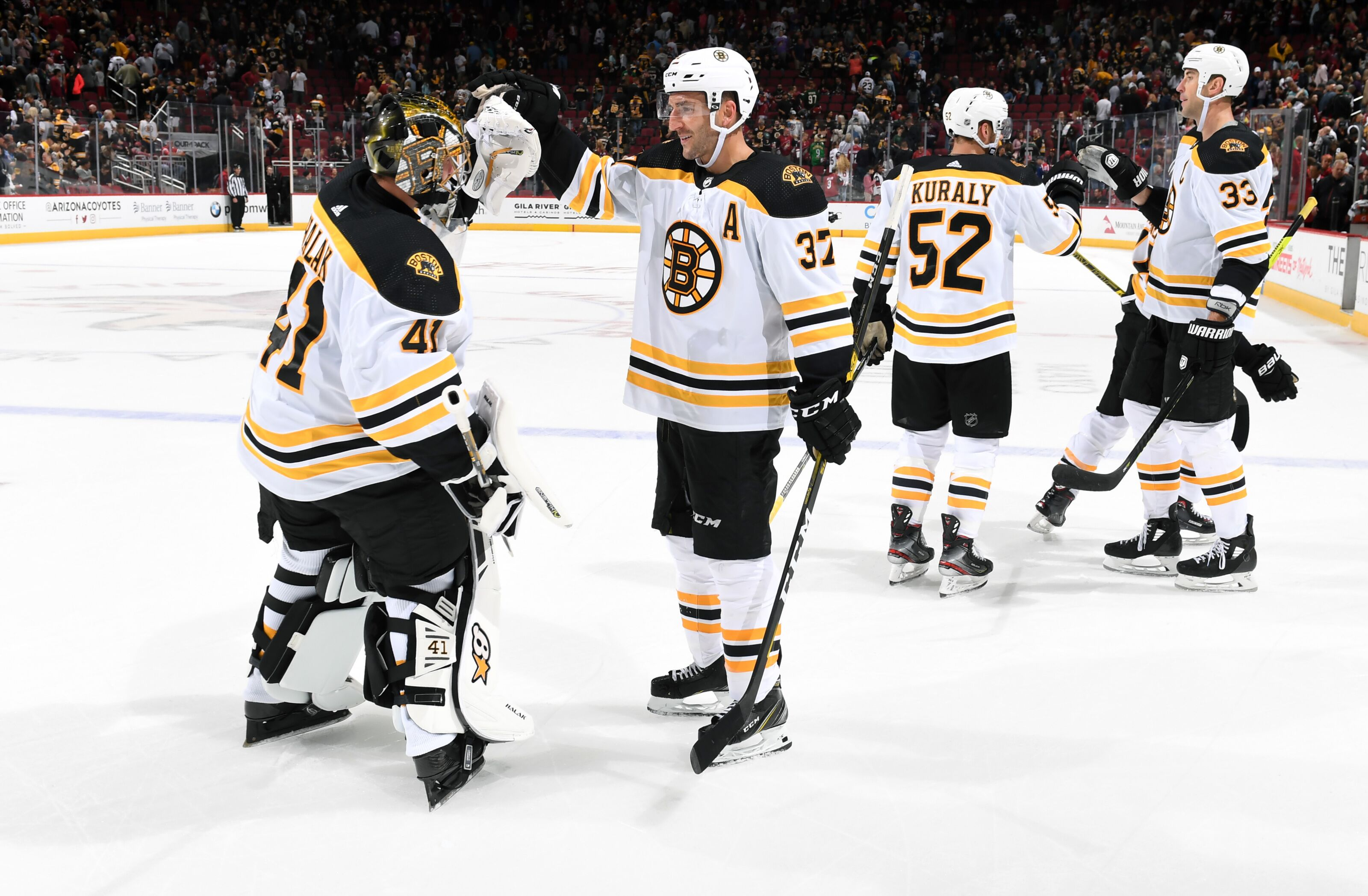 Boston Bruins: Jaroslav Halak the difference maker against Coyotes