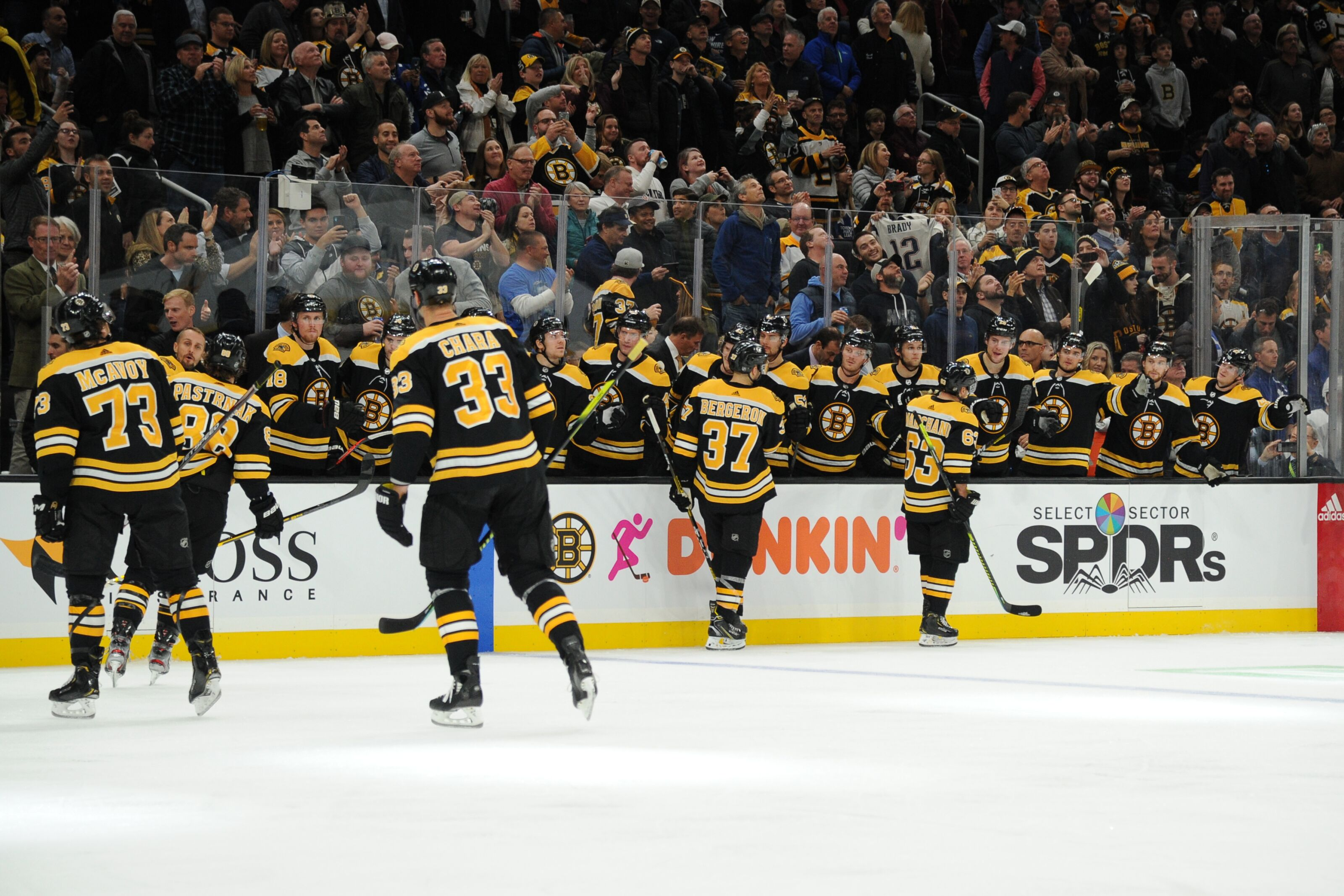 Boston Bruins: B's emerge from three-game stretch in good shape