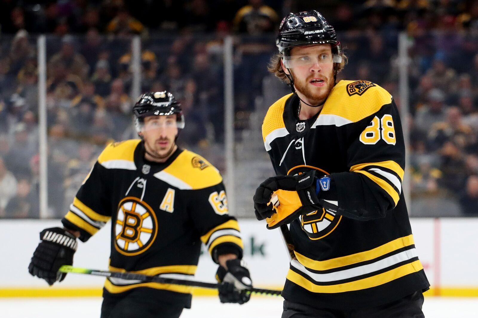 Boston Bruins: Upcoming road trip presents a big challenge