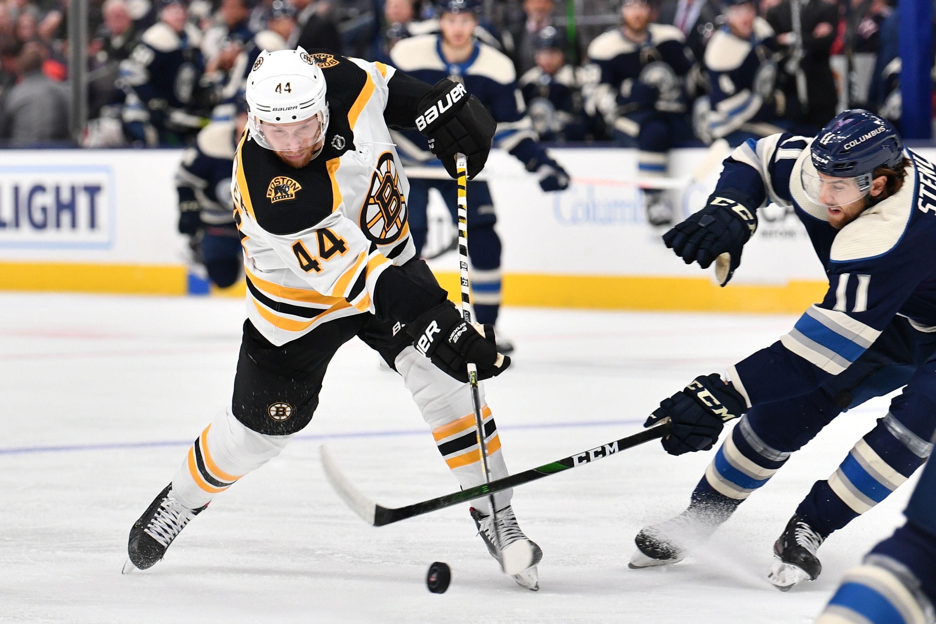 Boston Bruins: Steven Kampfer the latest to depart Boston