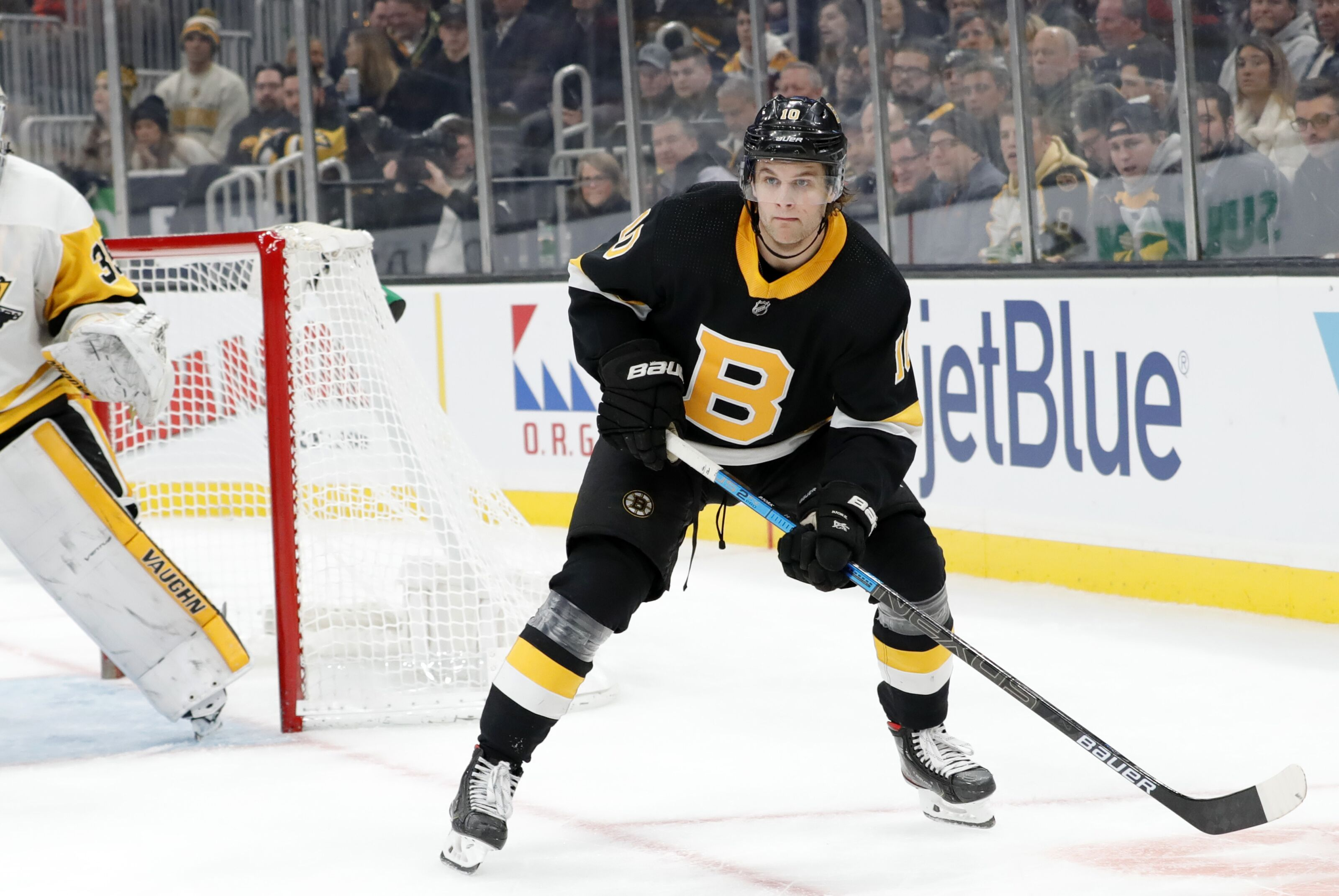 Boston Bruins: Anders Bjork is finally proving to be the real deal