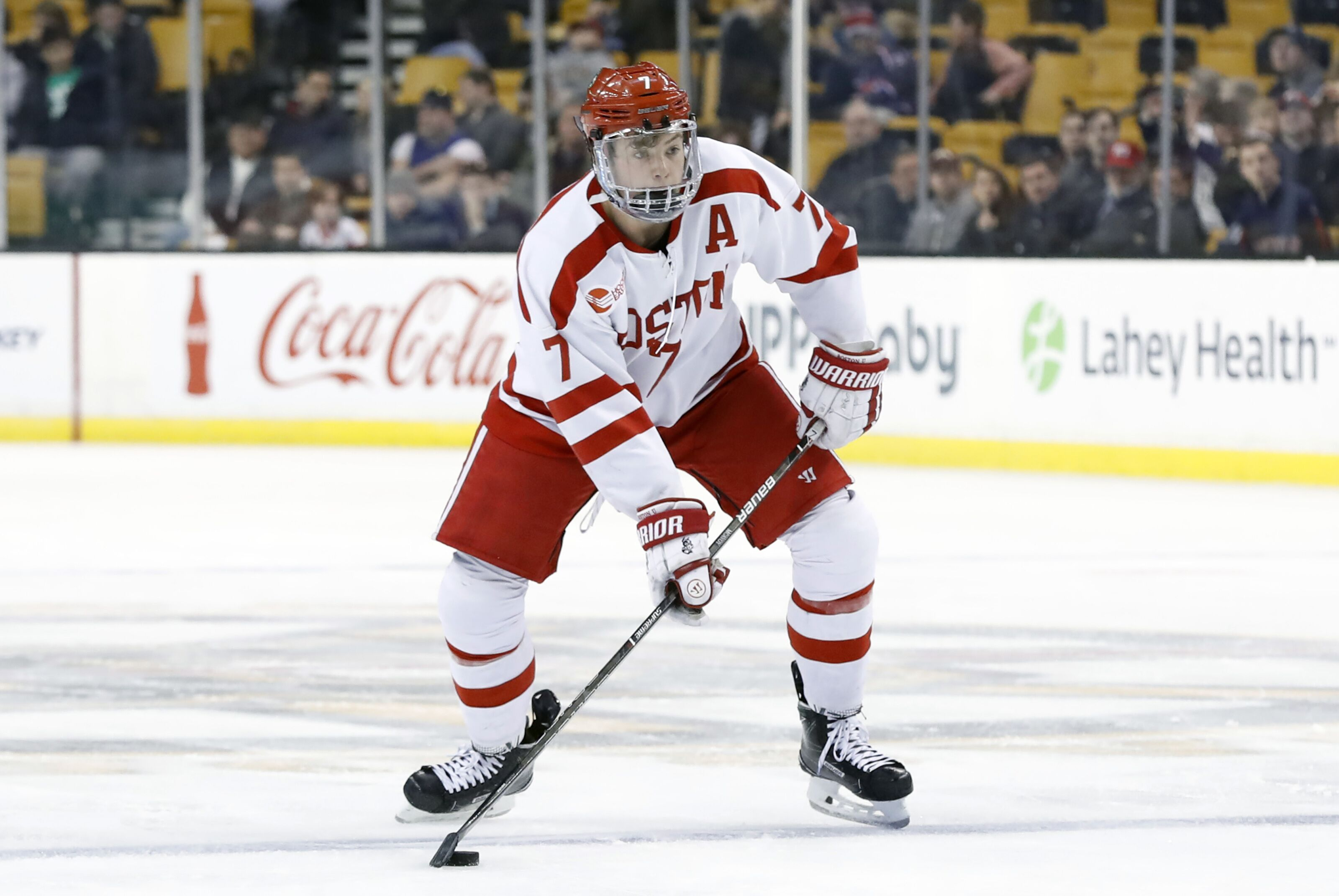 Boston Bruins: American college system the preferred route for prospects
