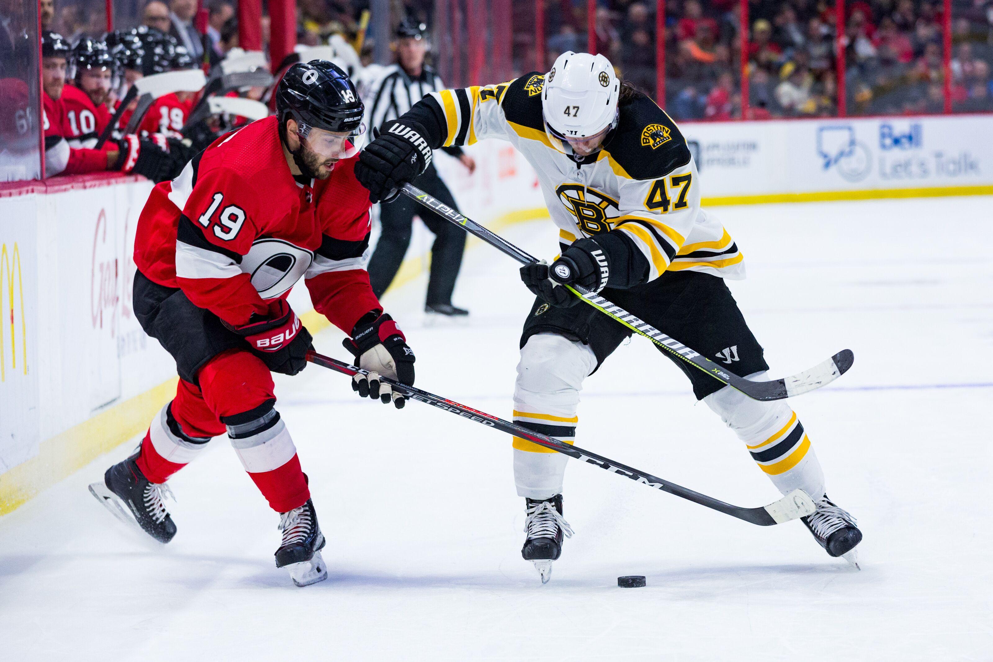 Boston Bruins: Would Derick Brassard have been a smart pick-up?