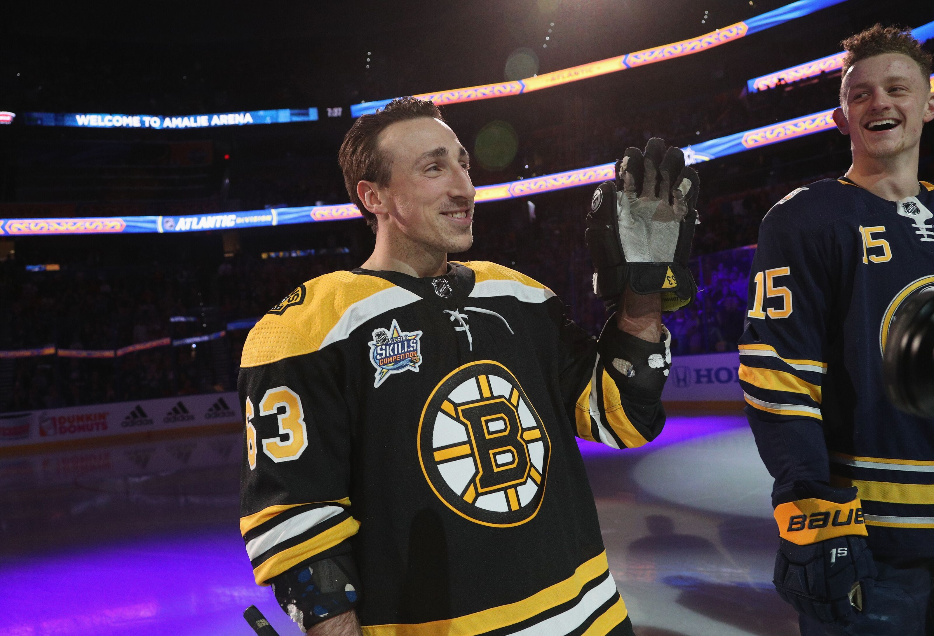 Boston Bruins: Brad Marchand is the perfect All-Star Game captain