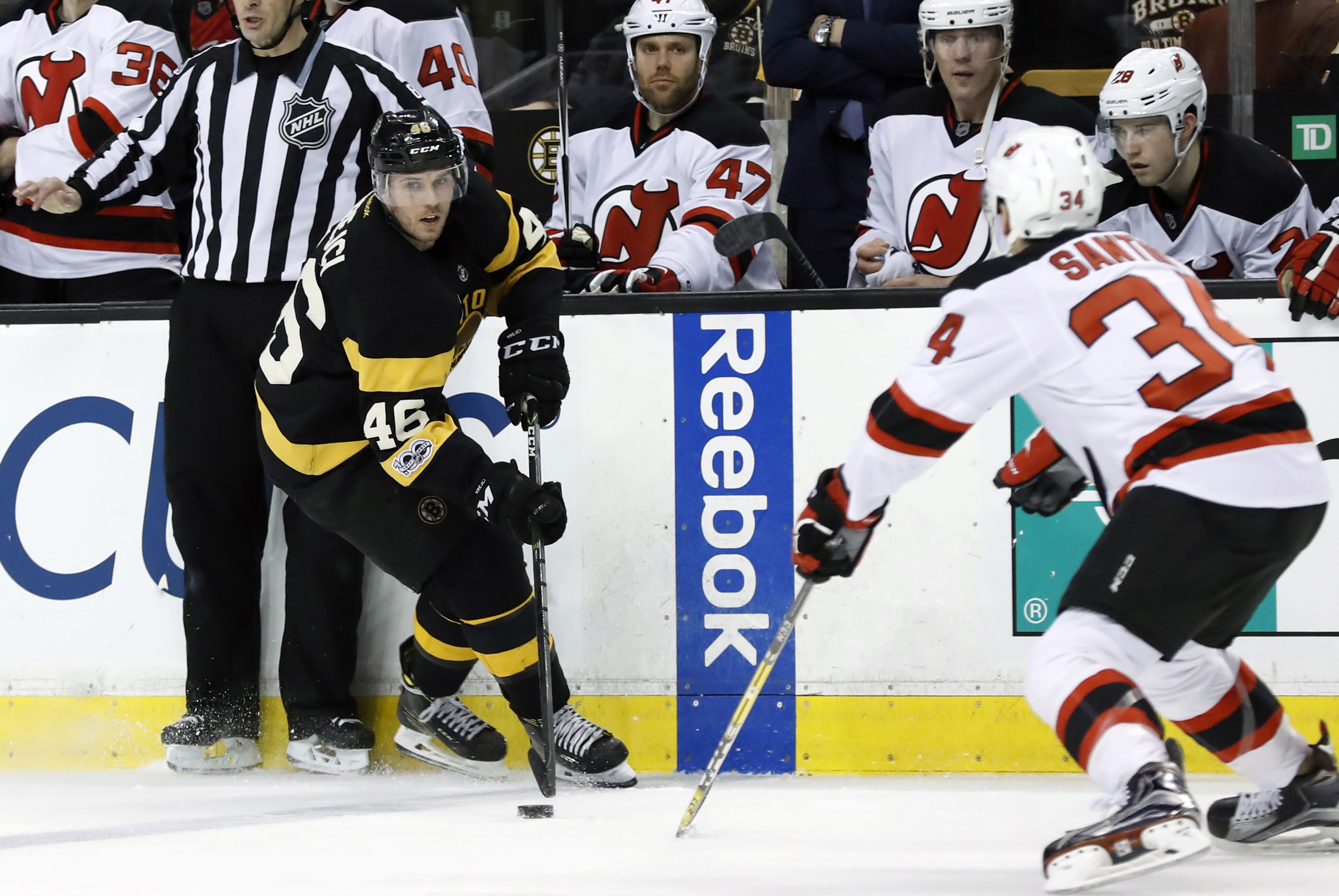 Boston Bruins have a date with the Devils in New Jersey 295c3f101