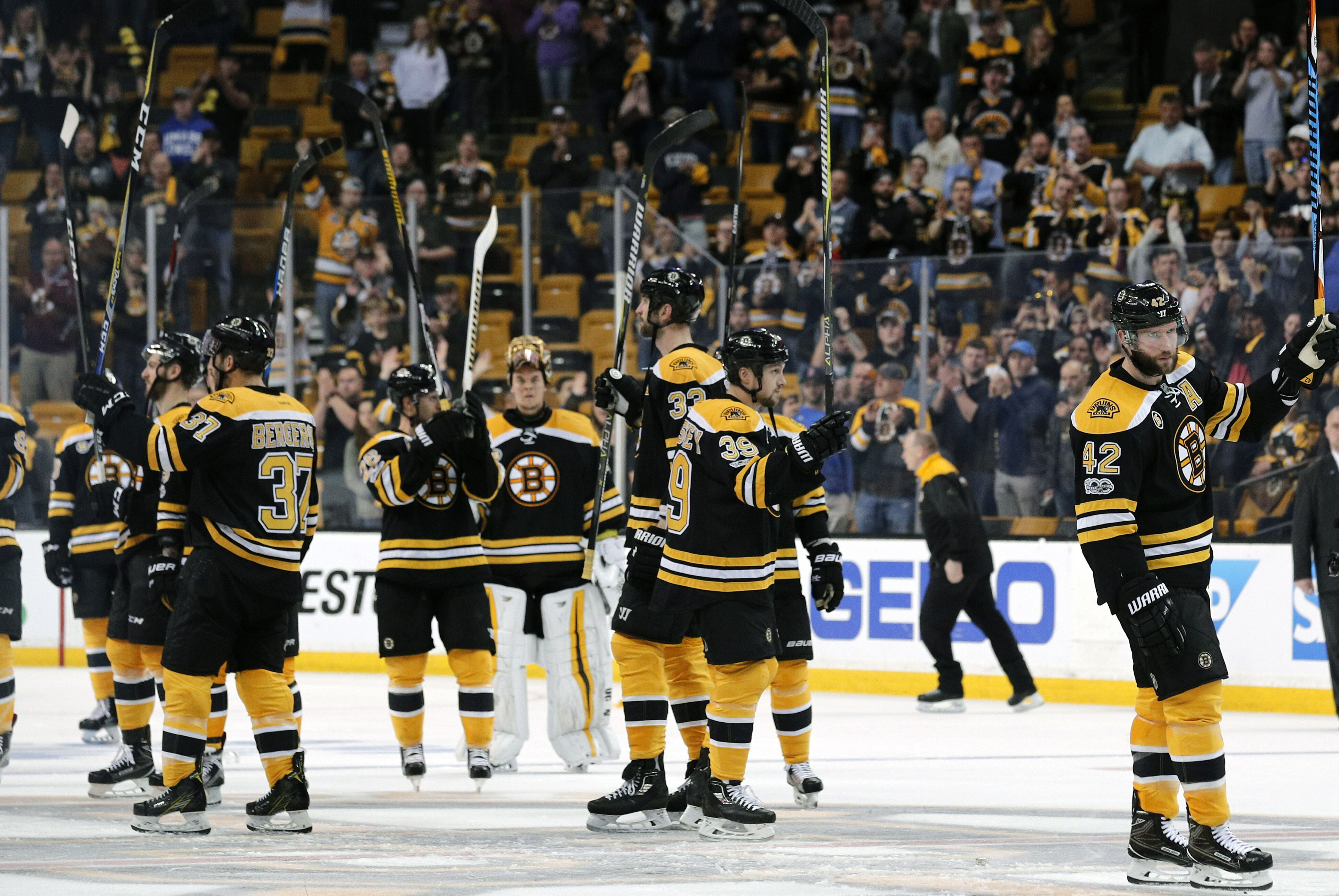 Boston Bruins: Boston Bruins And Their Fans Belong In Fandom250