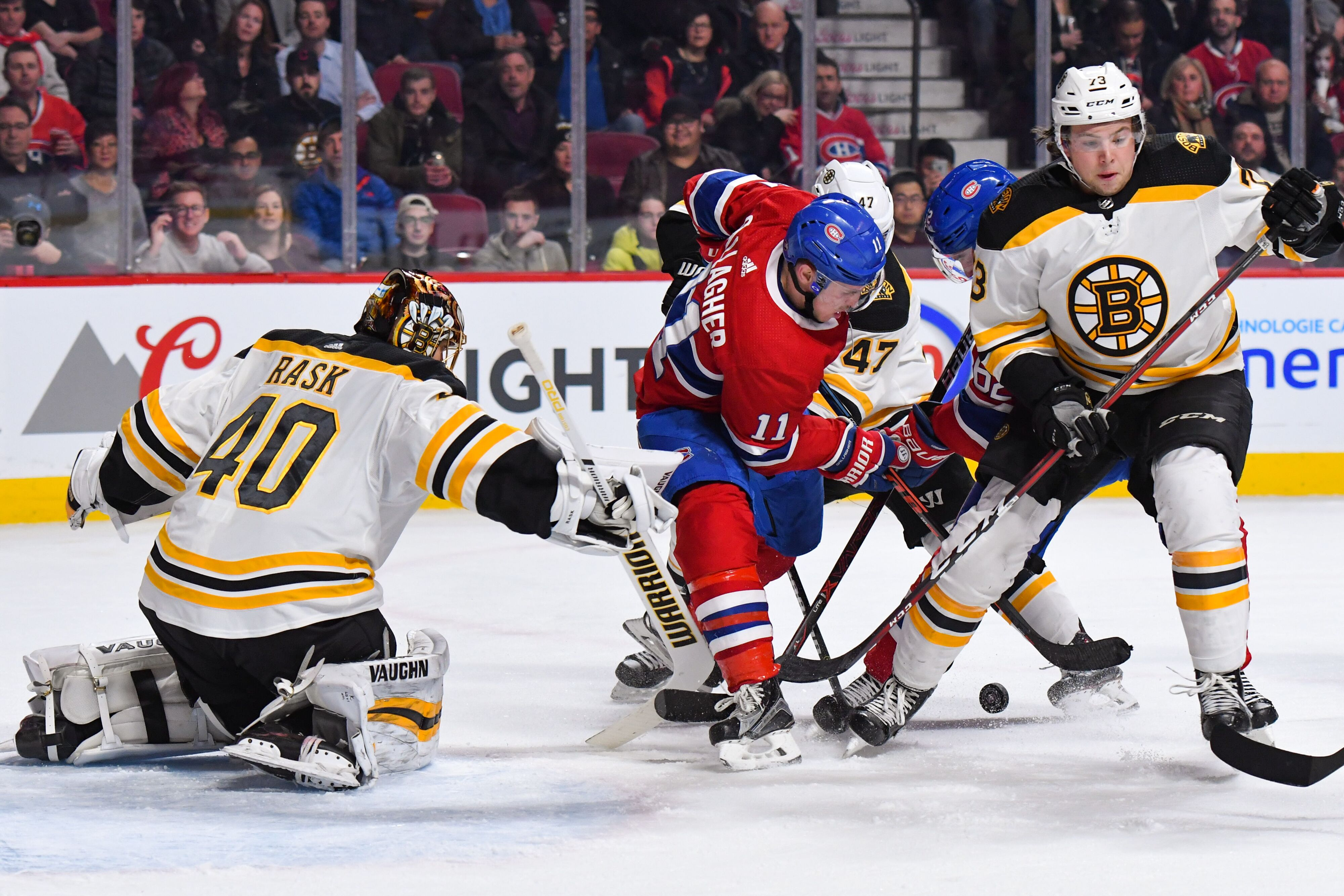 Boston Bruins Gameday 43 Montreal Makes First Trip To Td Garden
