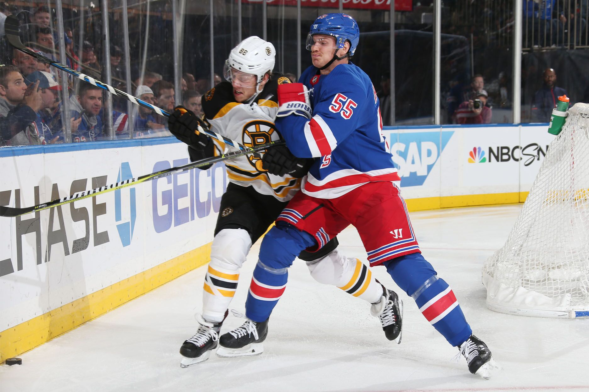Image result for new york rangers vs boston bruins 2018