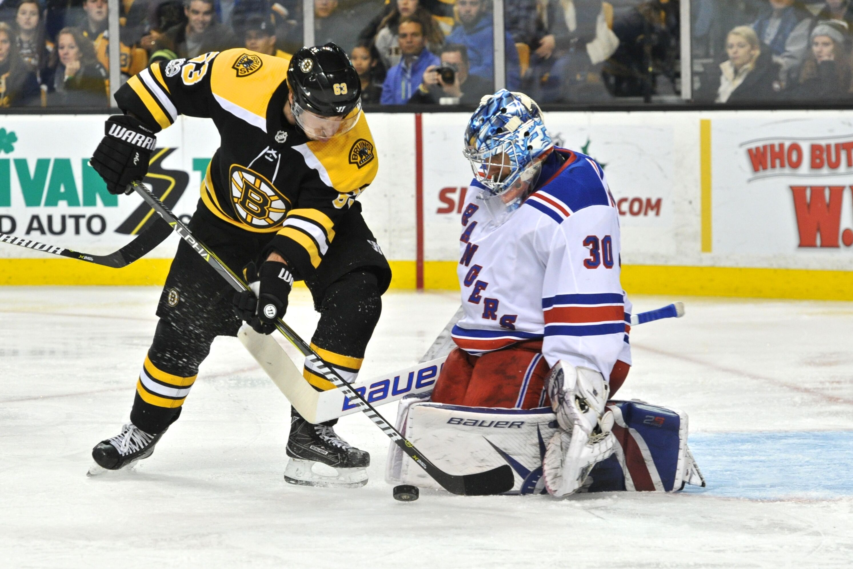 Boston Bruins: Boston Bruins In A New York (Rangers) State Of Mind Tonight
