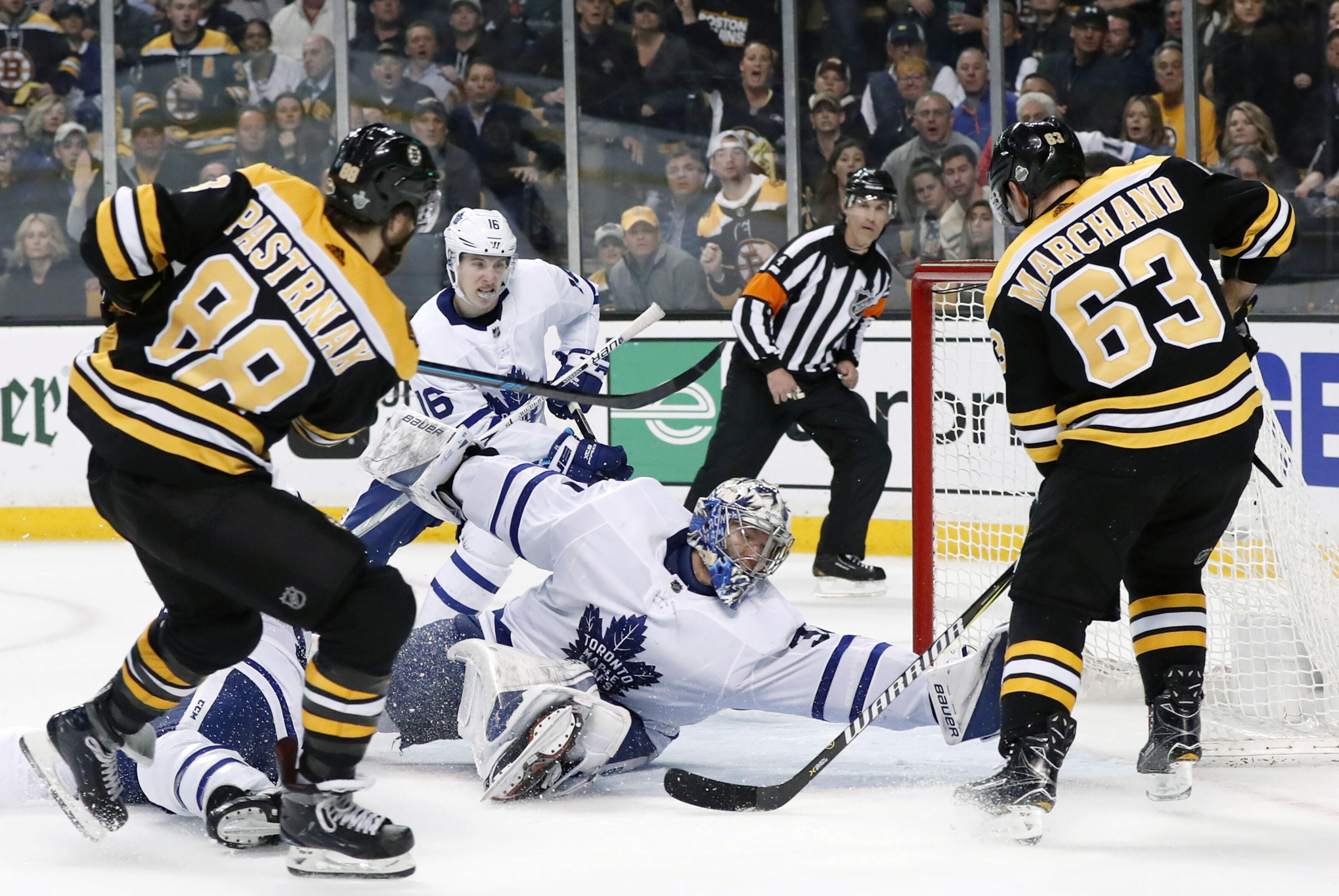 7cdf02c1d152f Boston Bruins Inconsistencies Let Toronto Hang Around