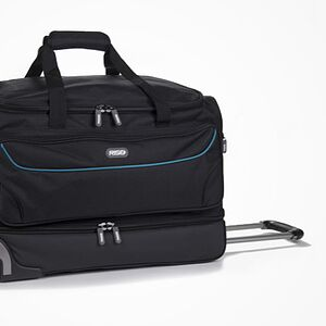 Rise Gear Roller Travel Bag (Blue) From FanSided Deals