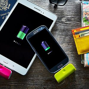 Resqbattery Micro-USB Disposable Phone Battery: 3-Pack From FanSided Deals