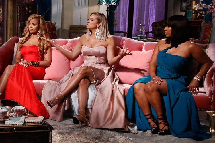 Video's van Beverly hills housewives reunion part 2