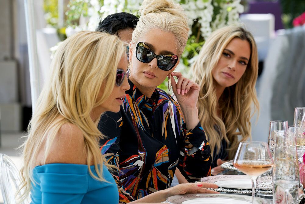 Real Housewives of Beverly Hills: Grilling me softly recap