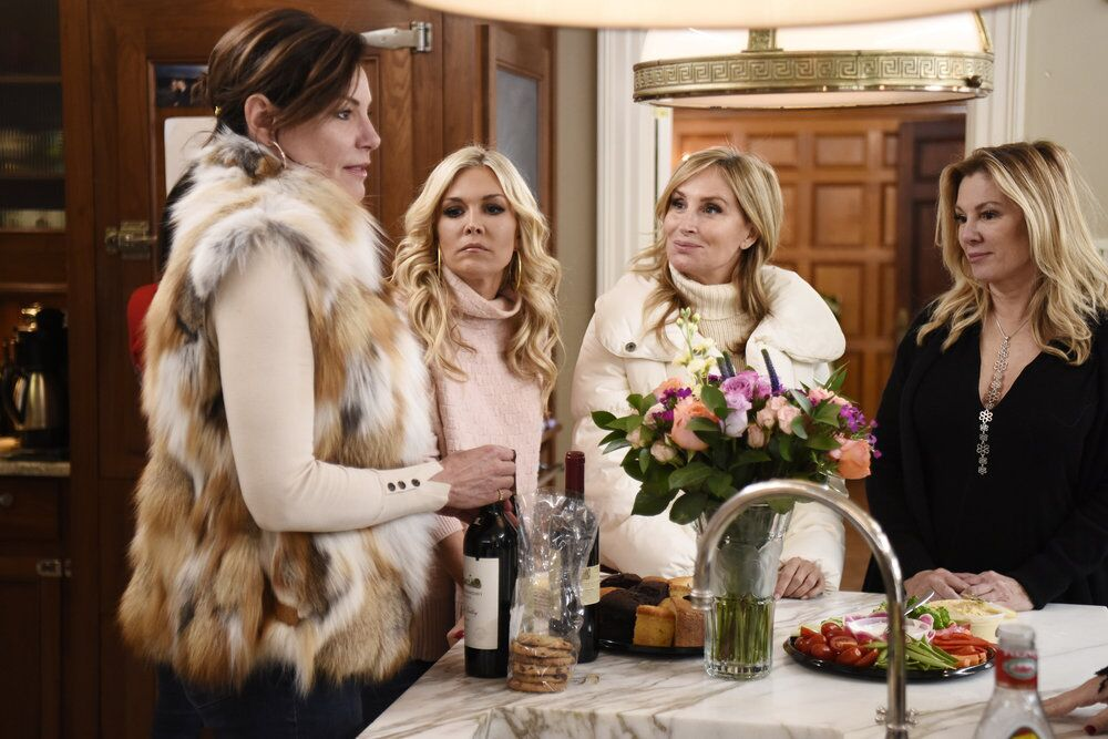 "Real Housewives of New York City: Welcome to ""Luann Land"" recap"