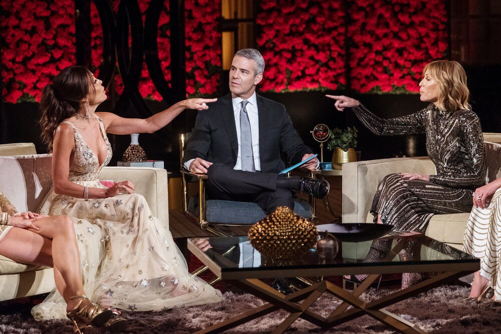 Real Housewives of New York: Season 11 reunion looks and seating chart