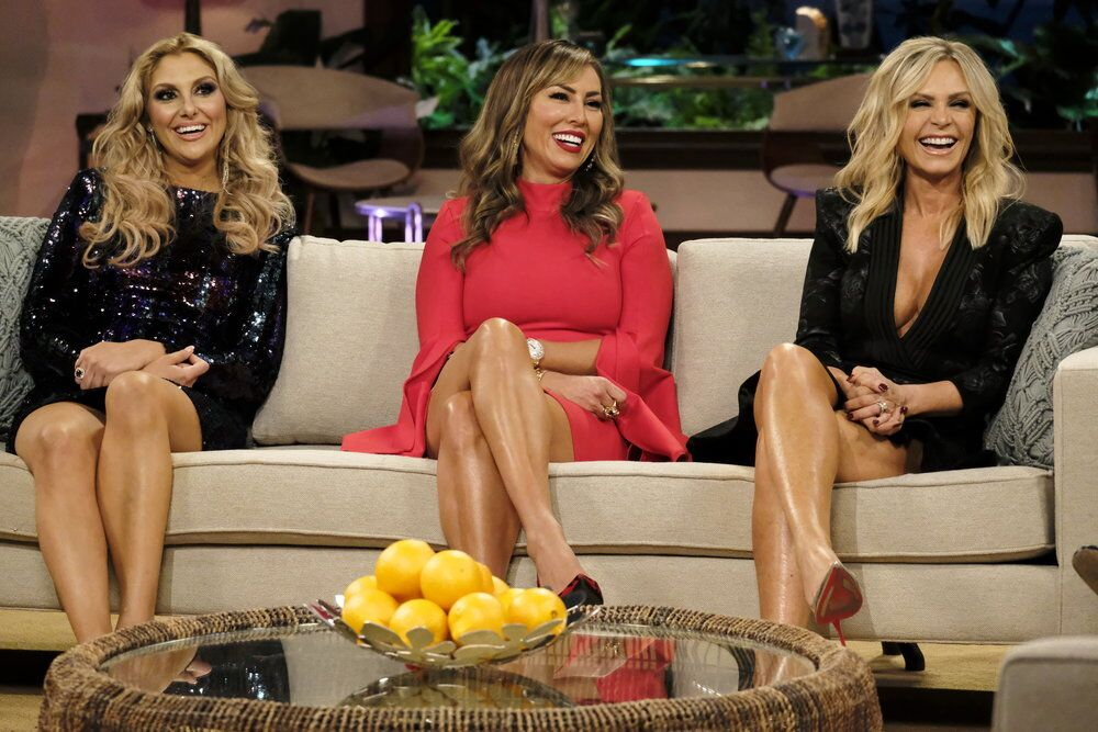 RHOC: Kelly Dodd broke up with her boyfriend, doesn't seem to care