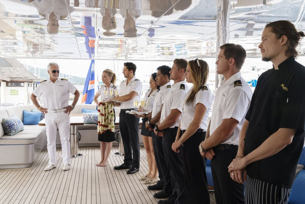 Below Deck: Can Kevin handled the heat or will he crack under pressure?