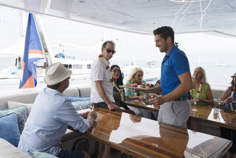 Below Deck: The proposal and sous vide heard around the galley