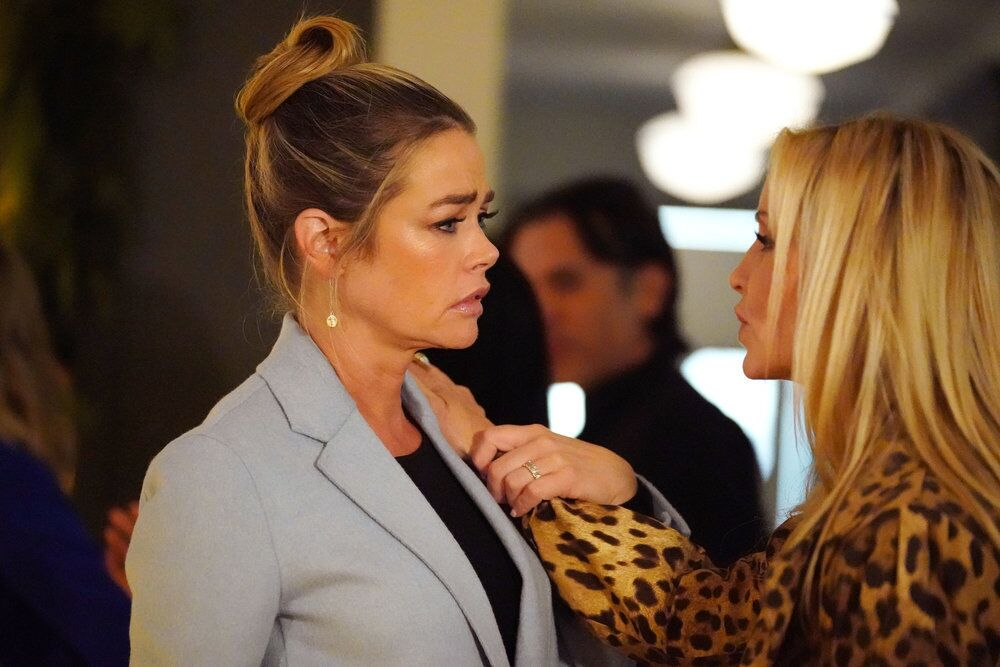 Real Housewives of Beverly Hills: Denise Richards is moving to Montana!