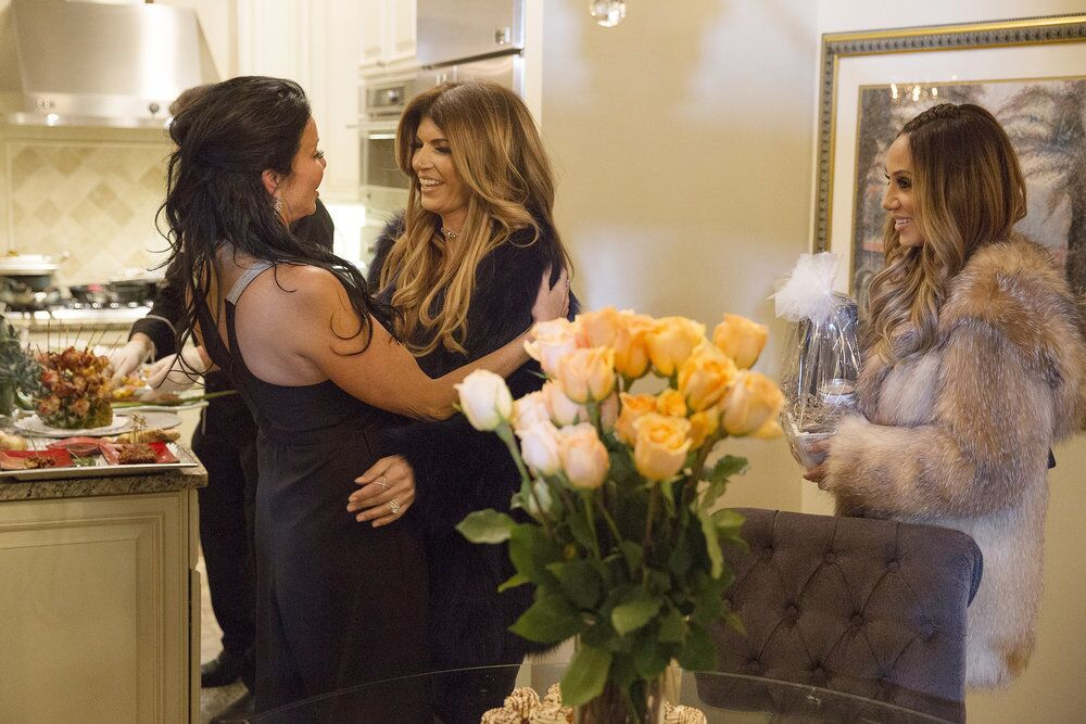Real Housewives of New Jersey: Joe's calls doing more harm than good?