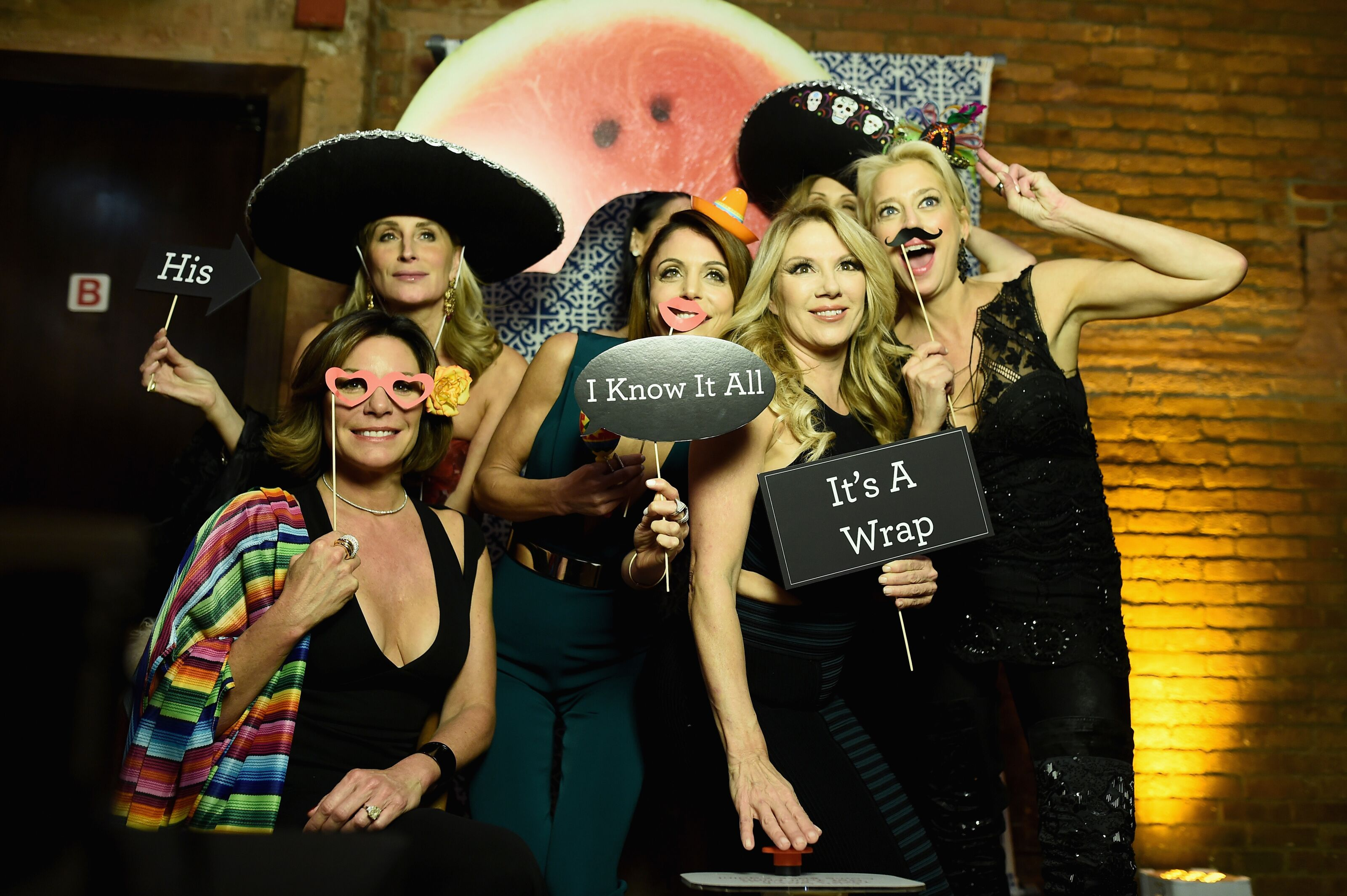 The Real Housewives of New York: A Shallow Halloween, A Shalloween