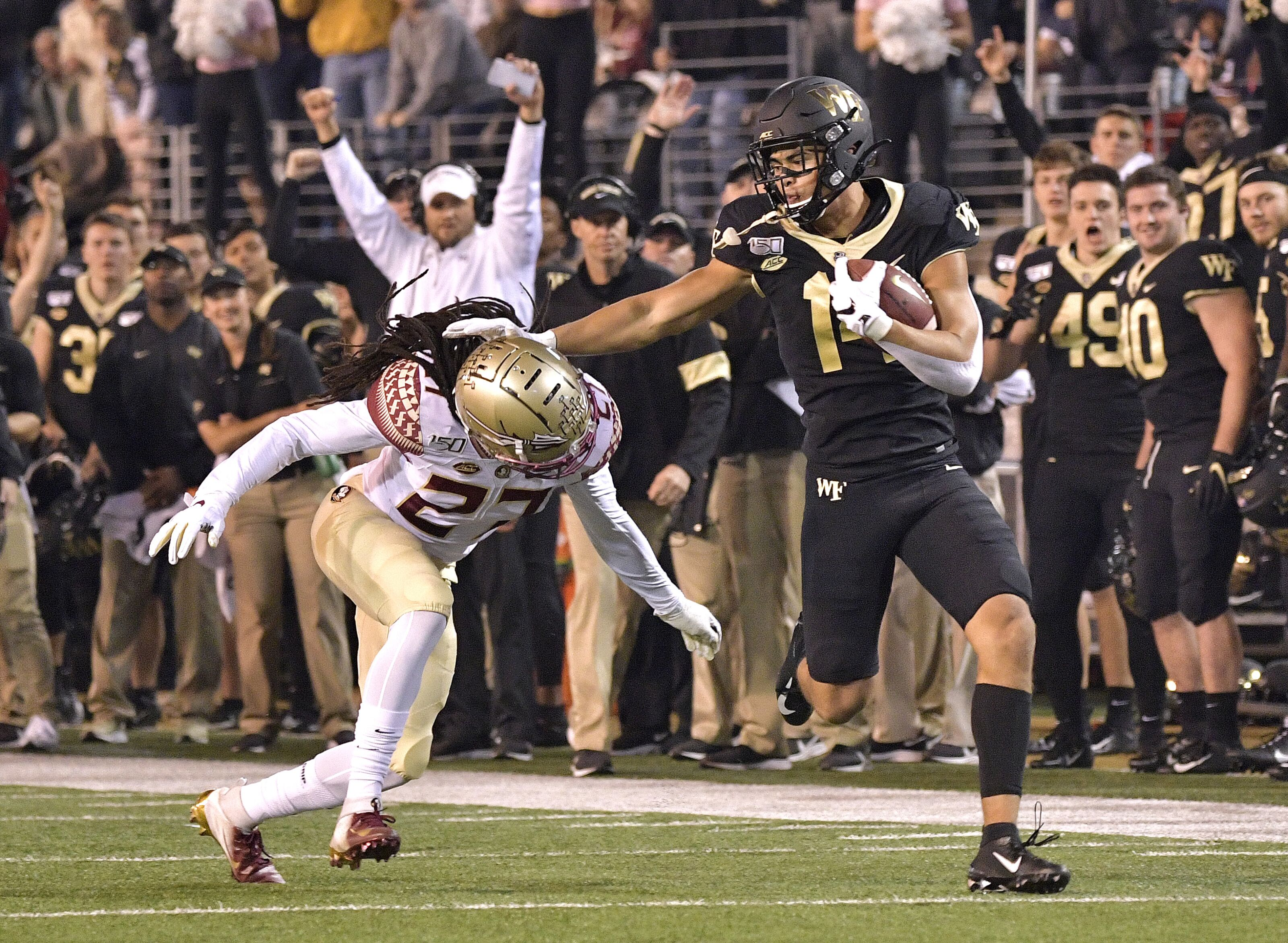 FSU Football: Checking in on #Tribe19 against Wake Forest