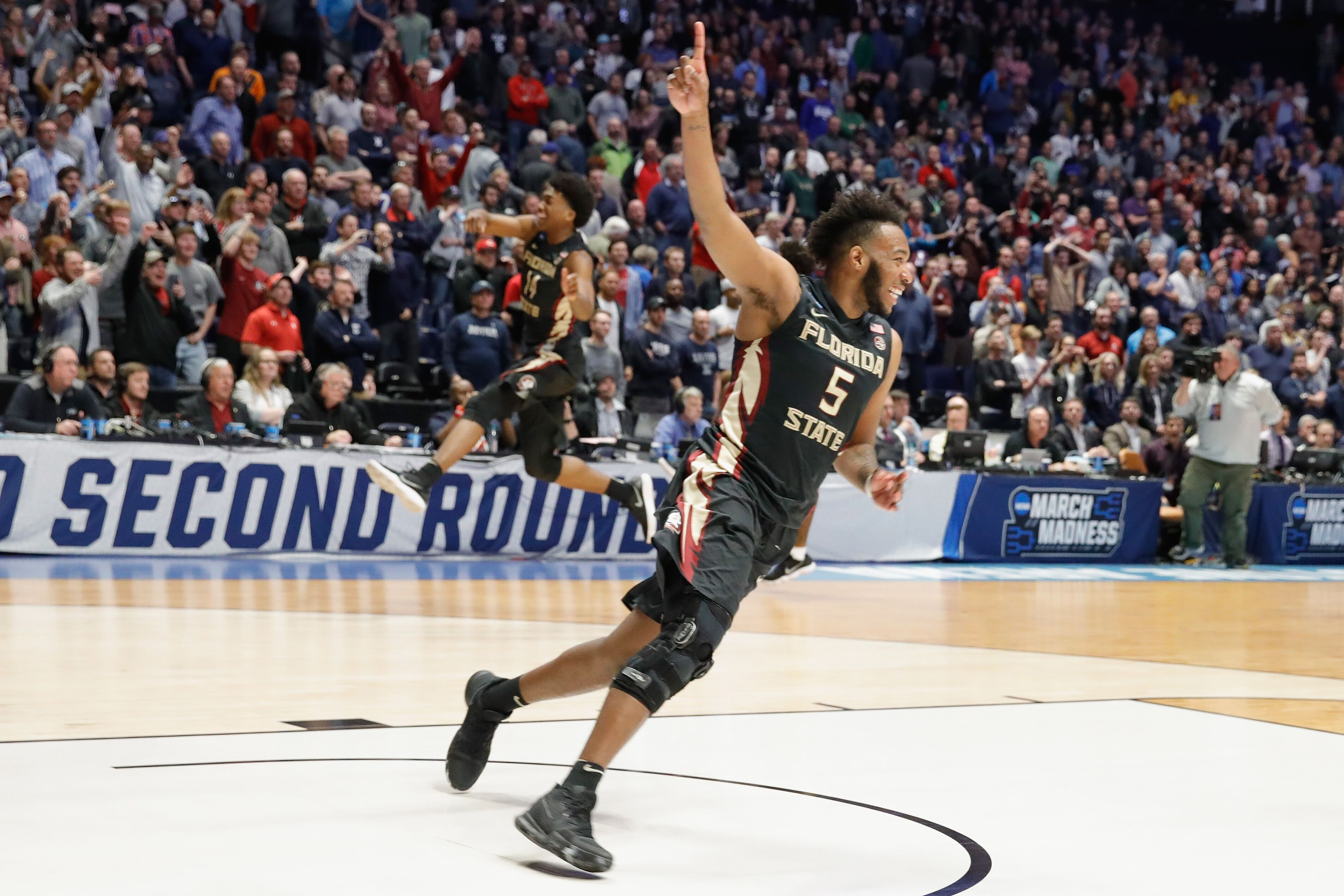 FSU Basketball: Top five moments from 2017-18 season - Page 4
