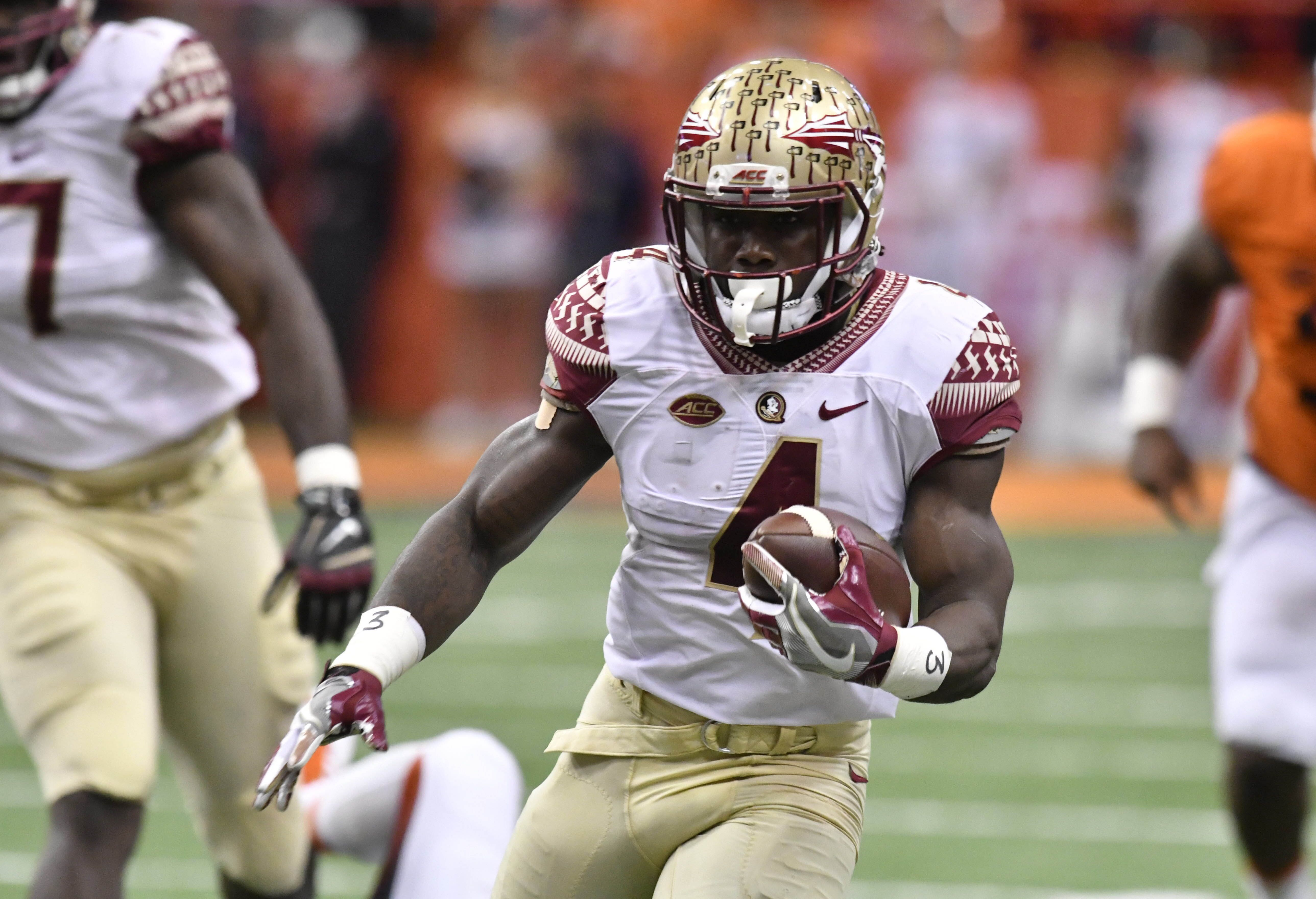Fsu Football Jimbo Fisher Owning Rivals Even With Less Nfl Draft